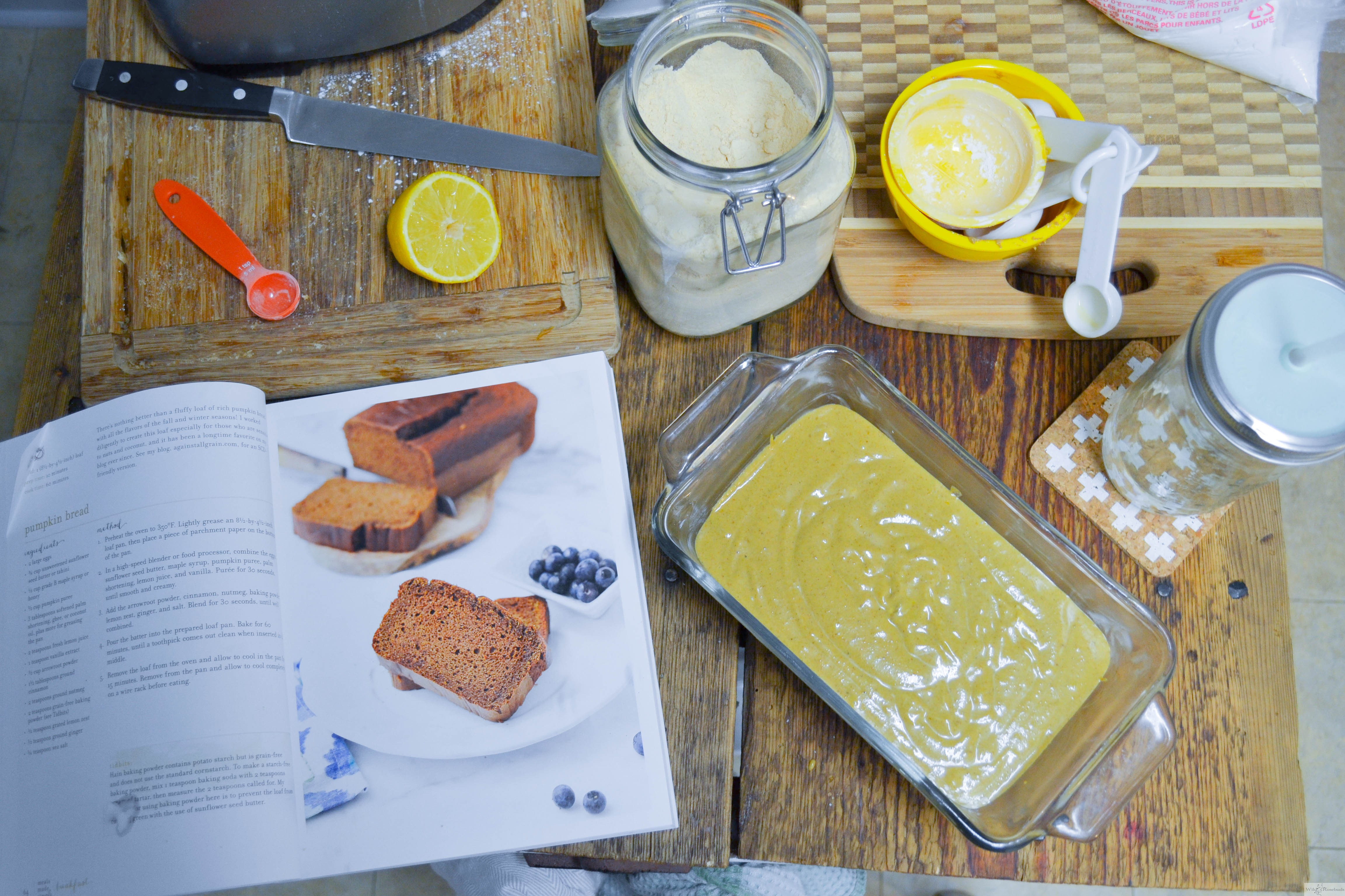 A lil' Pumpkin Taste: Meals Made Simple Review