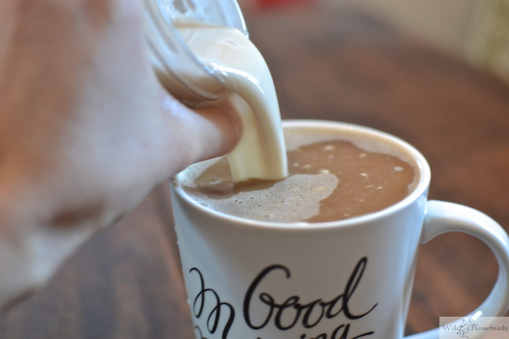 Wildrosebuds.com: Paleo Coffee Creamer