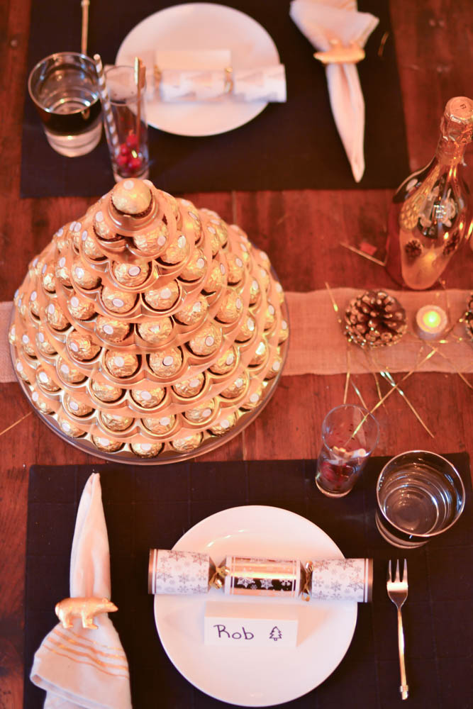 A New Years With Ferrero Rocher