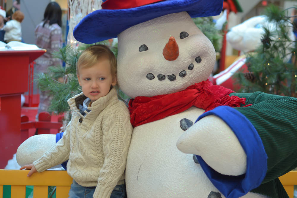 A Visit With Santa Claus