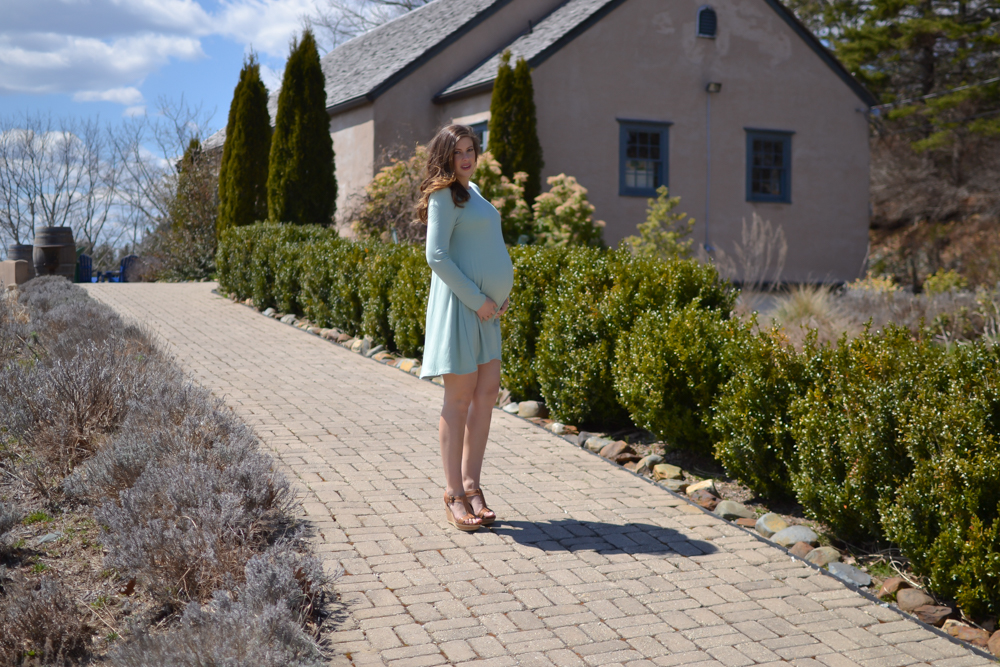 Lakefield & co dress perfect for Mothers Day Brunch