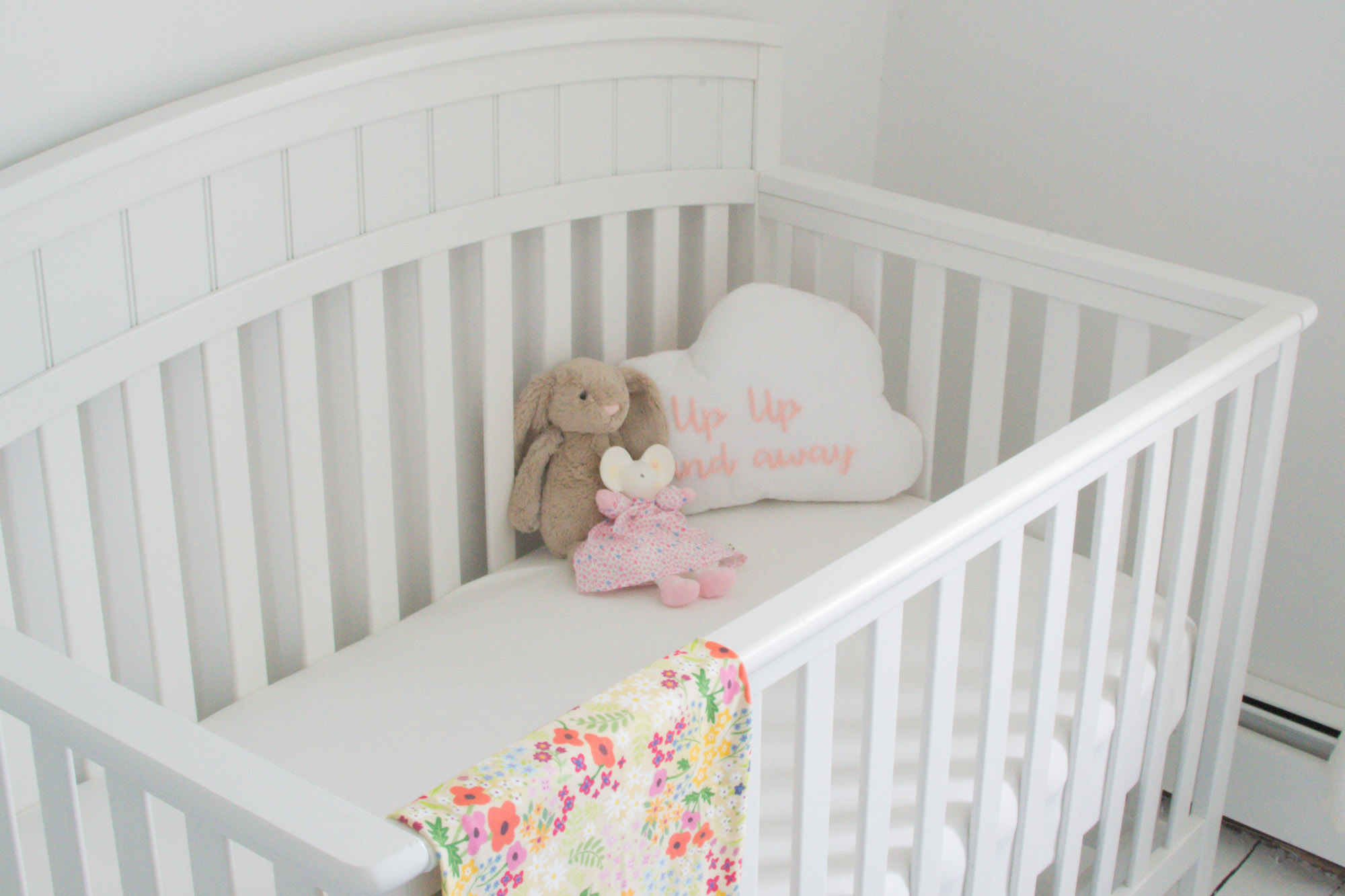 A Sneak Peek of The Baby Room With Munchkin