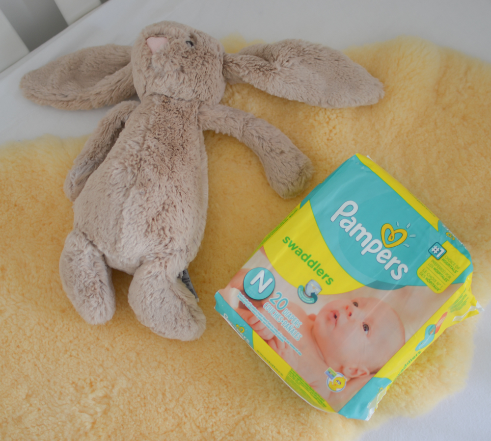 Pampers Mother's Day Twitter Party