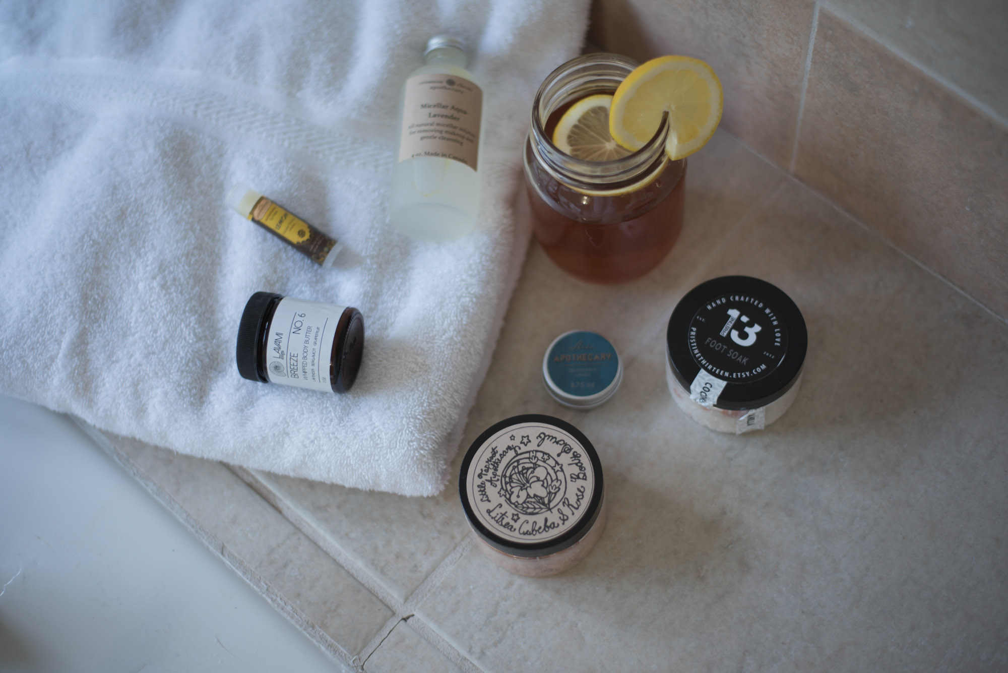 Wild Rosebuds reviews the Oh Mother Care Kit