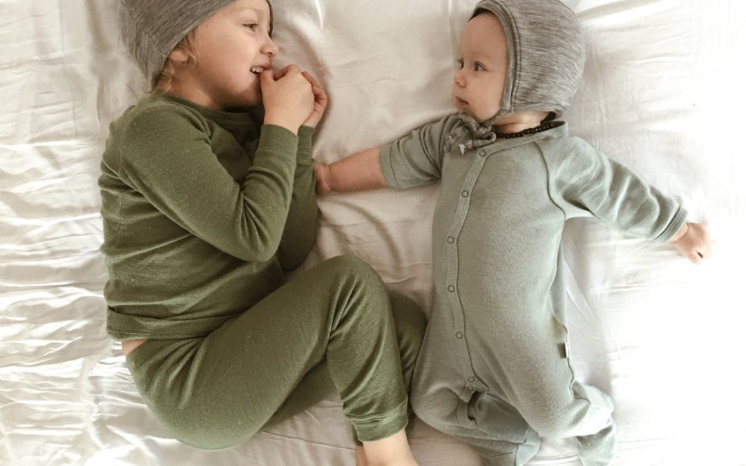 Keeping the Kids Warm With Simply Merino