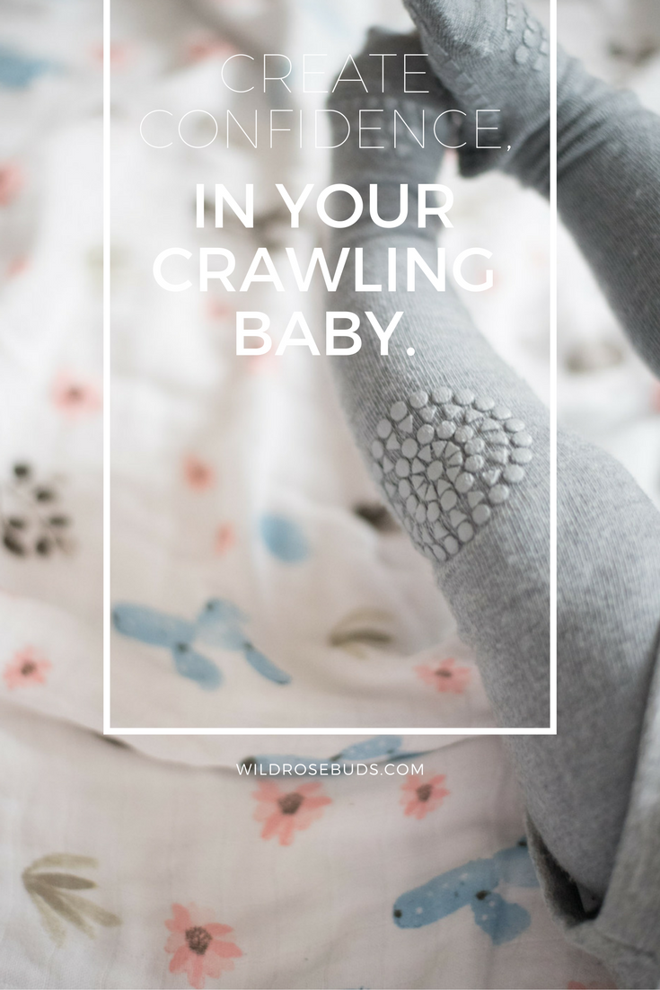 Go baby Go Crawling line to build confidence in babies