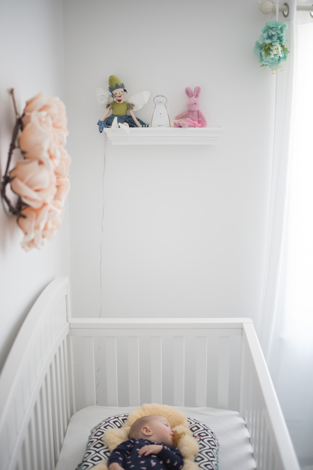 Wild Rosebuds: Angelcare baby Monitor Review