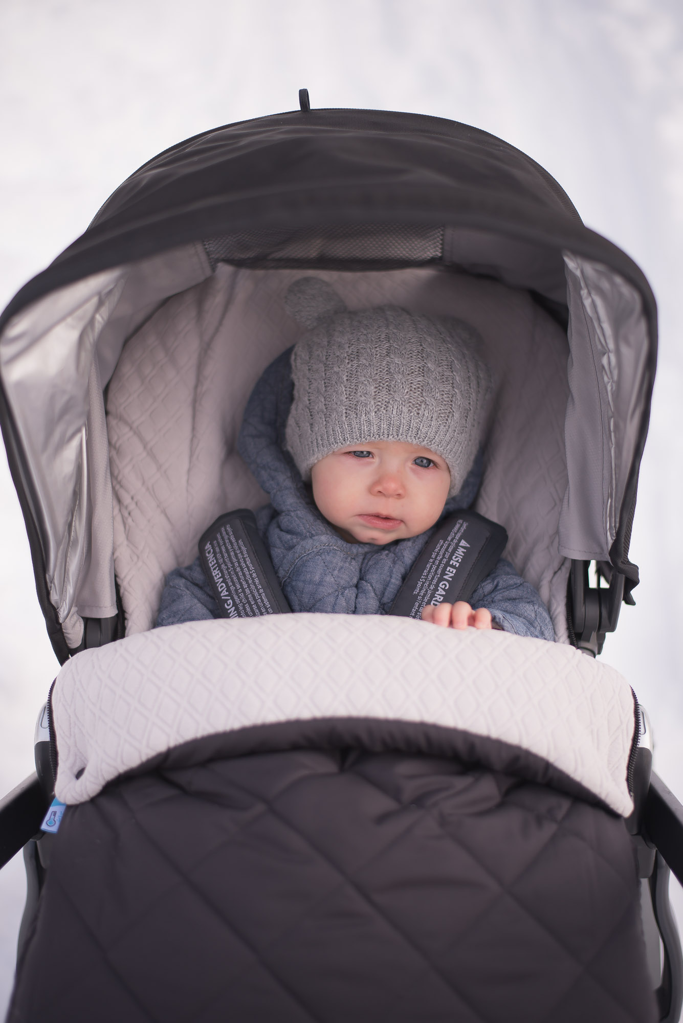 Wild Rosebuds on top 5 items you need for your stroller during the winter