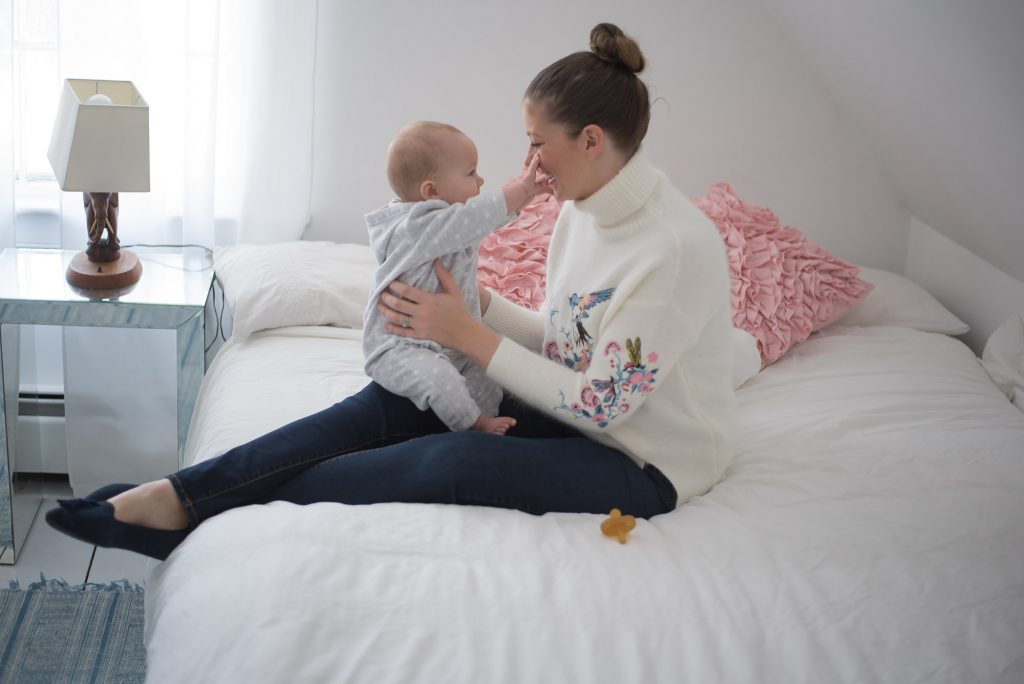 When Is a Healthy Time To Stop Co-Sleeping?