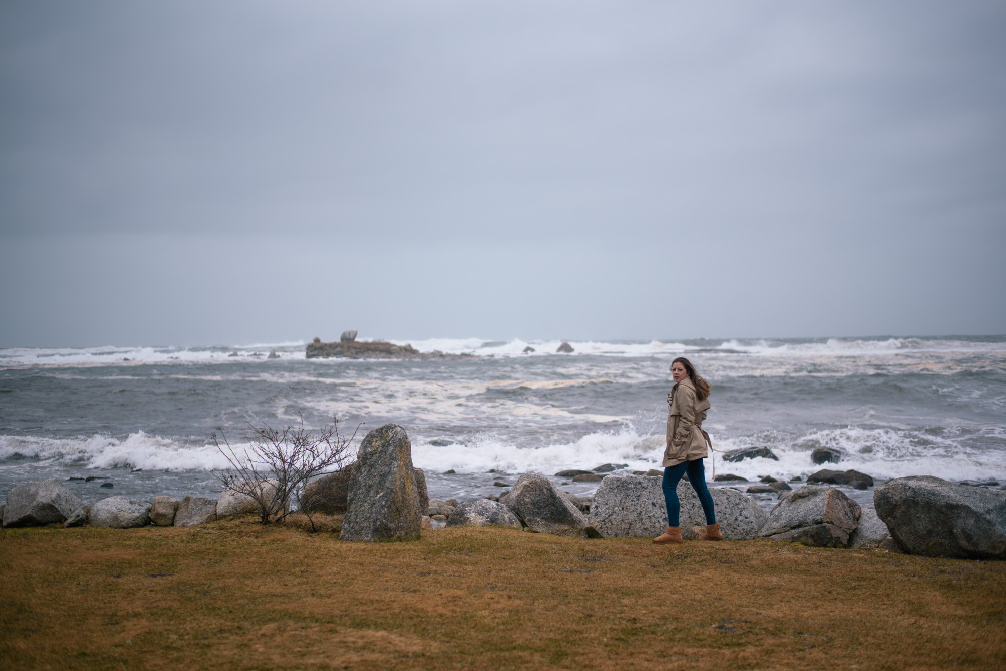 Wild Rosebuds: Our stay at Oceanstoe Seaside Resort in Peggy's Cove, Nova Scotia