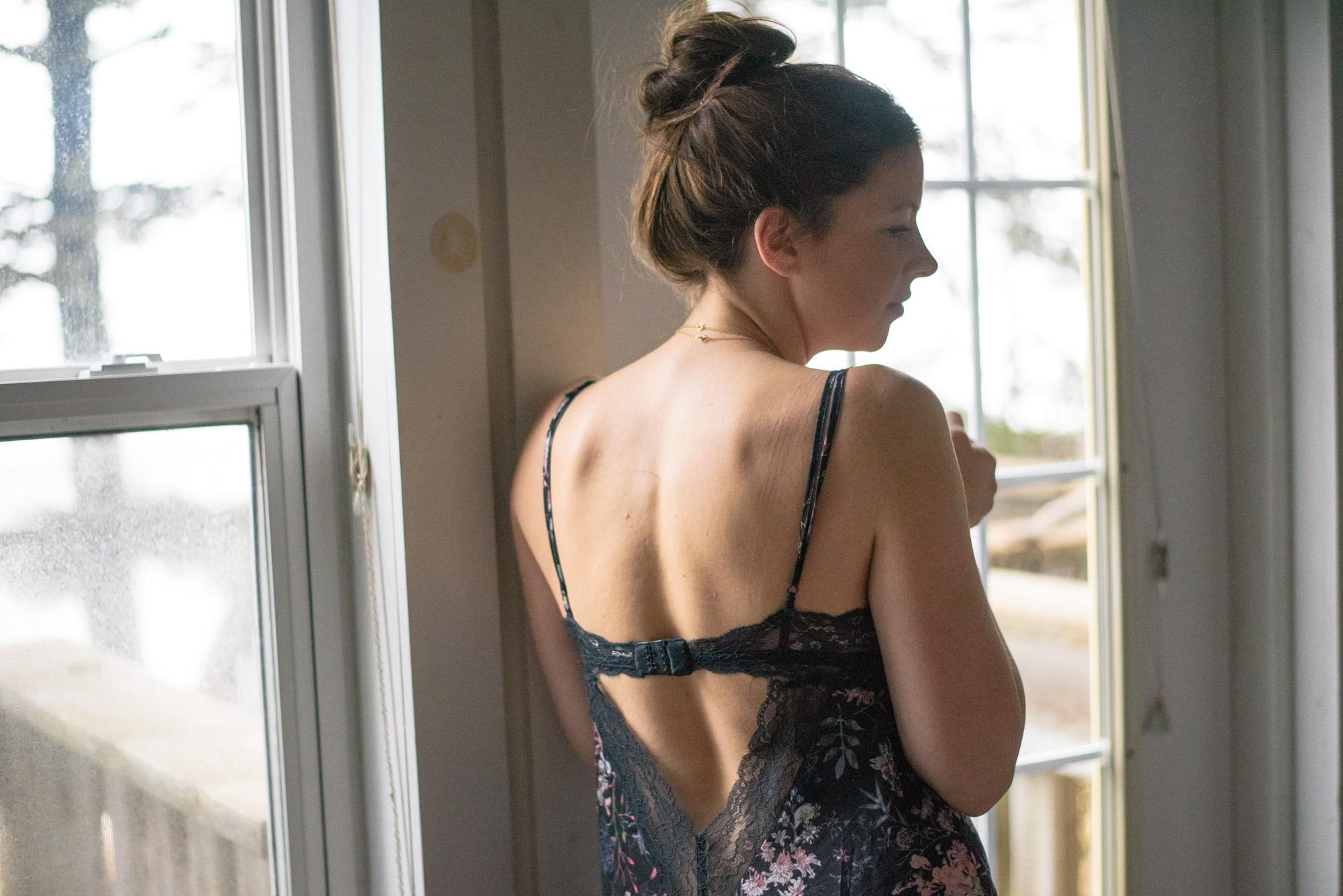 Wild Rosebuds: Refreshing my Pyjama drawer with La vie en rose