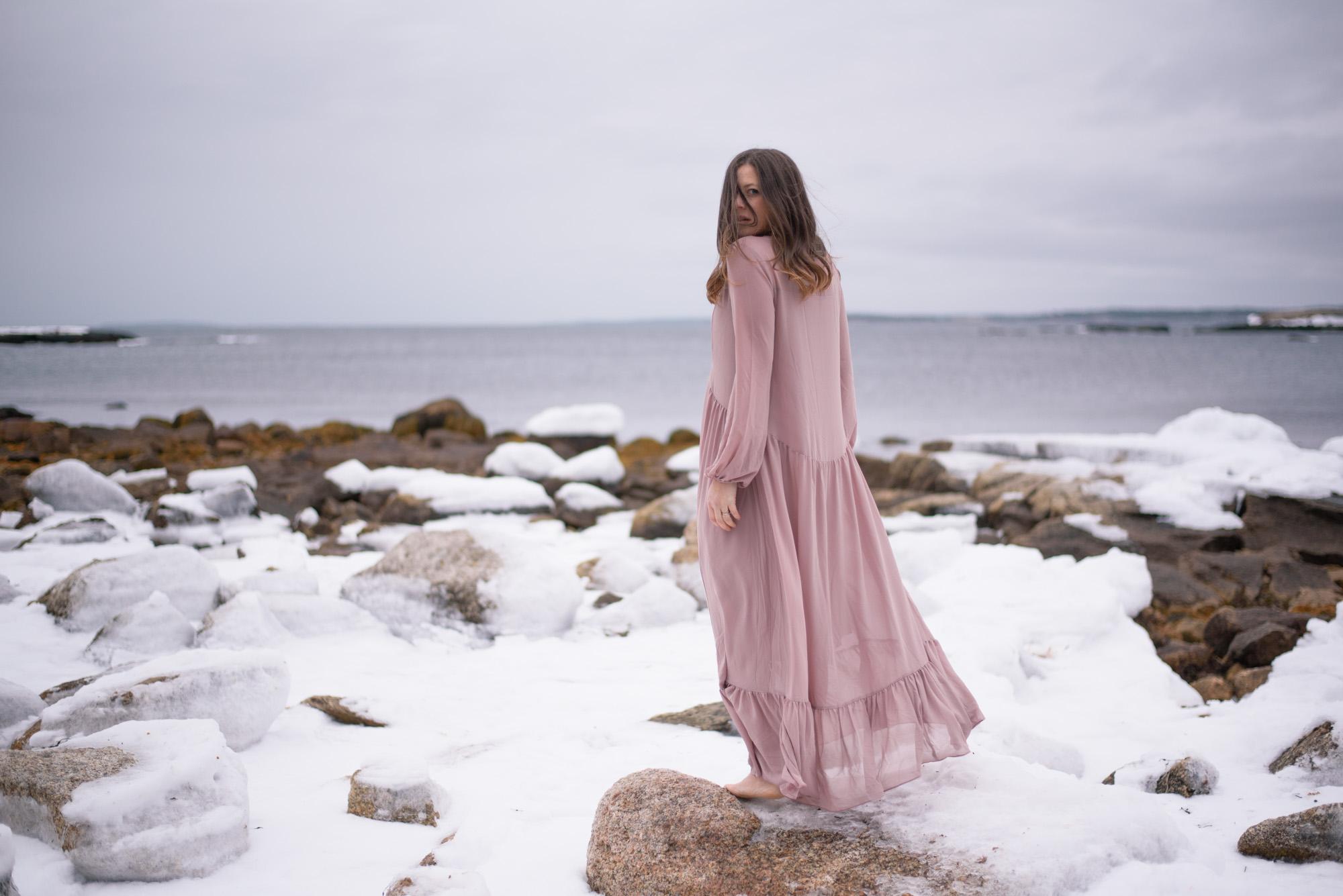 Wild Rosebuds: Our stay at Oceanstoe Seaside Resort in Peggy's Cove, Nova Scotia
