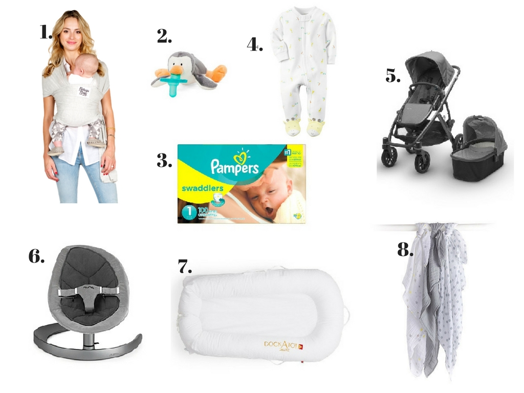 My Baby Registry Must Haves With Pampers