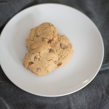 Using Lantic Sugar's Coconut Sugar for Chocolate Chip Cookies