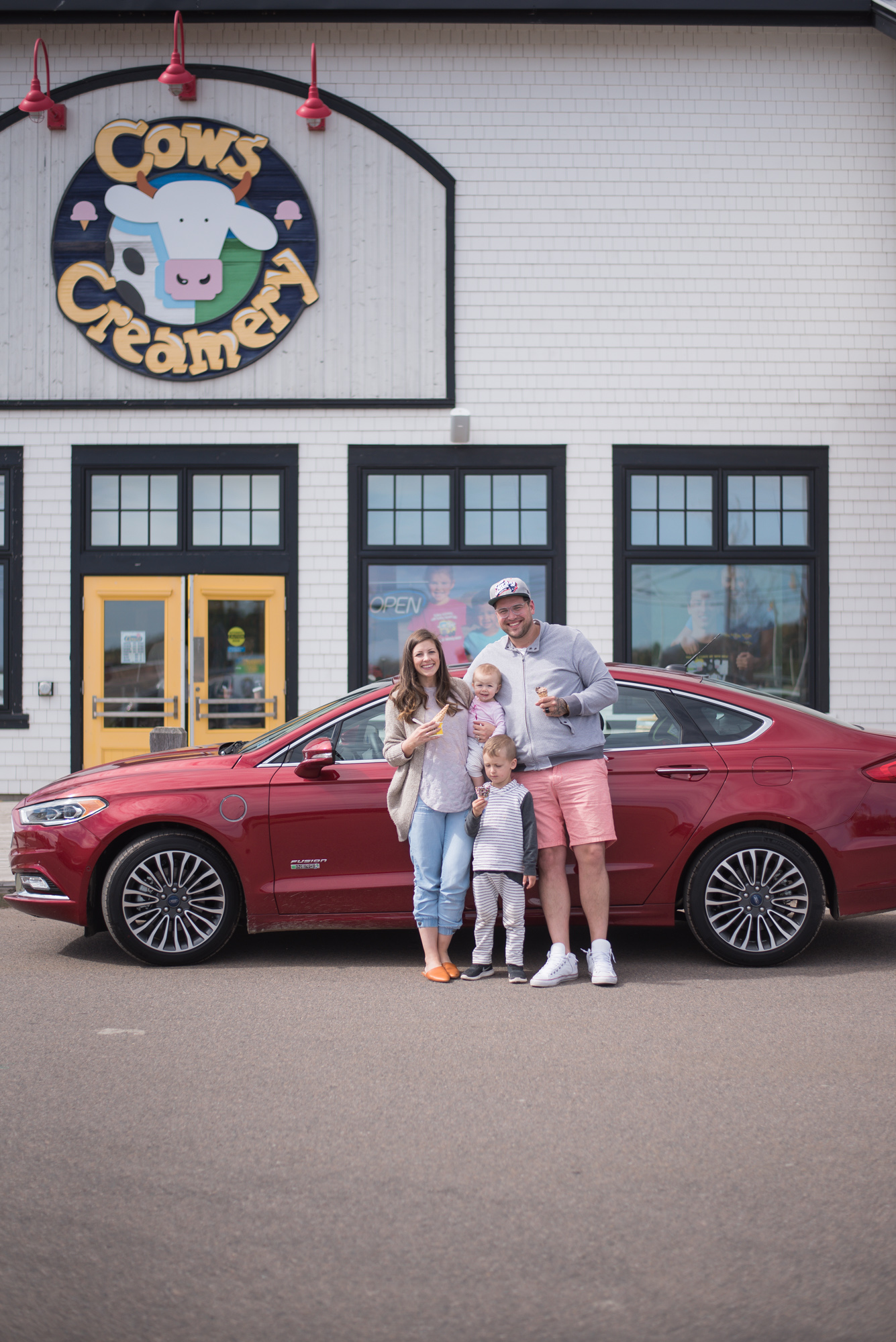 A Family Road Trip To PEI With Ford Canada