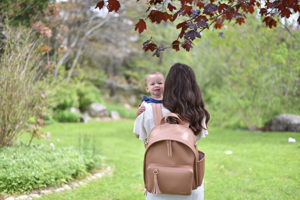 Skip Hop Greenwich Diaper Bag Review