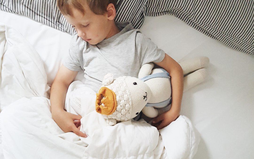 Feature: Lindsay Lewis On Toddler Sleep