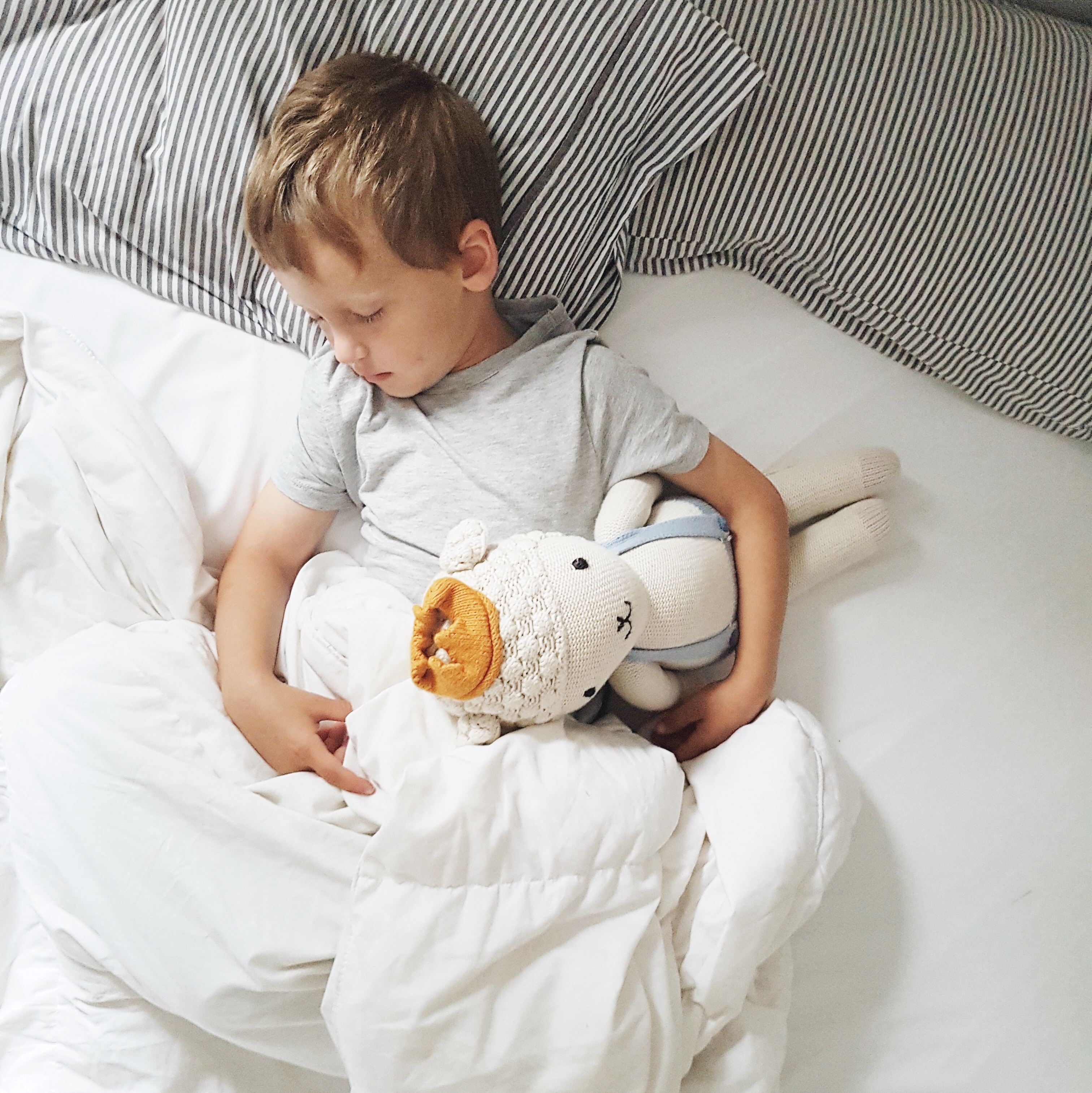 Feature: Lindsay Lewis On Toddler Sleep