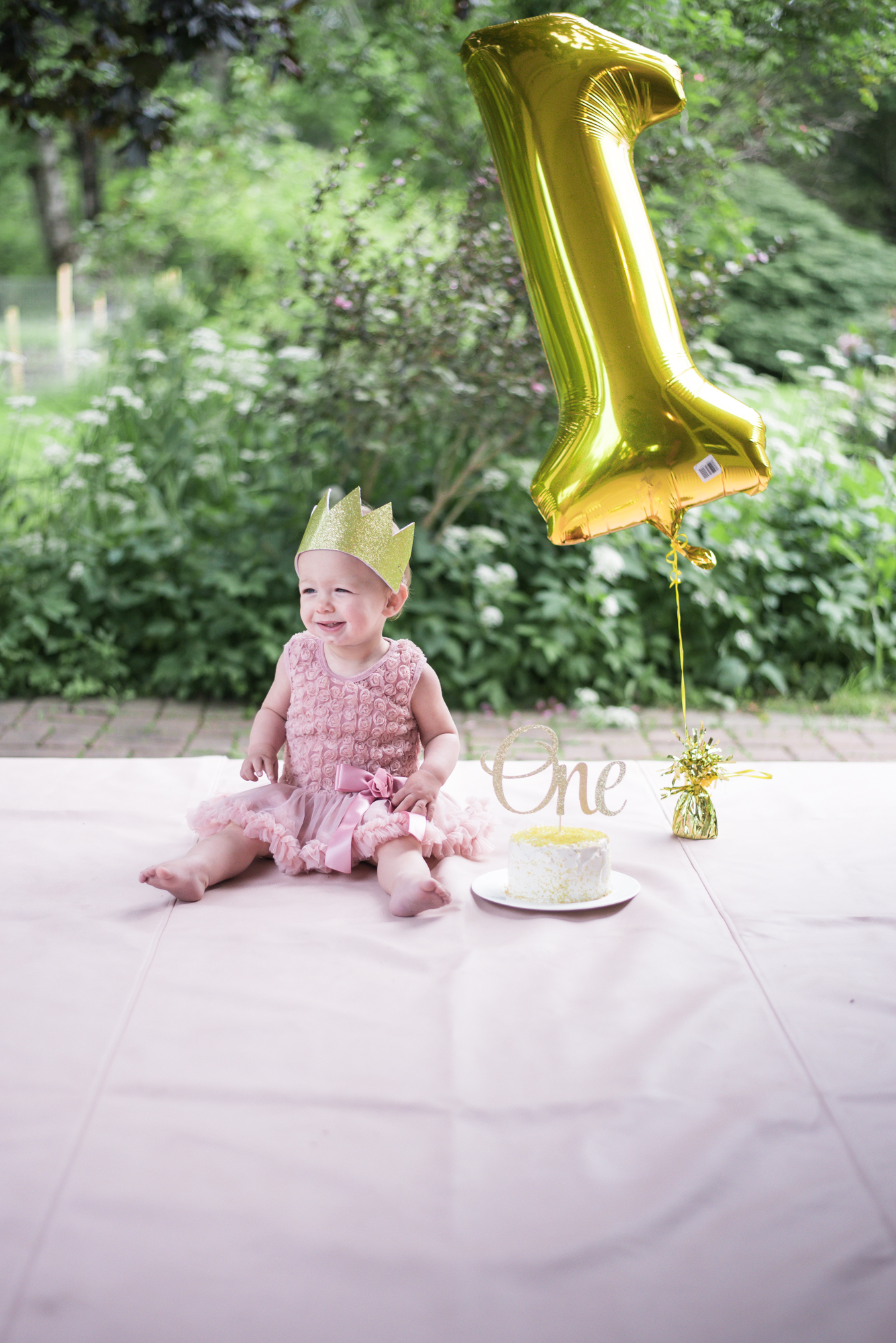 Wild Rosebuds: A Royal Birthday Party With Etsy Canada