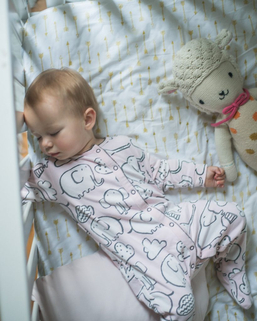 Feature: Lindsay Lewis on Infant Sleep