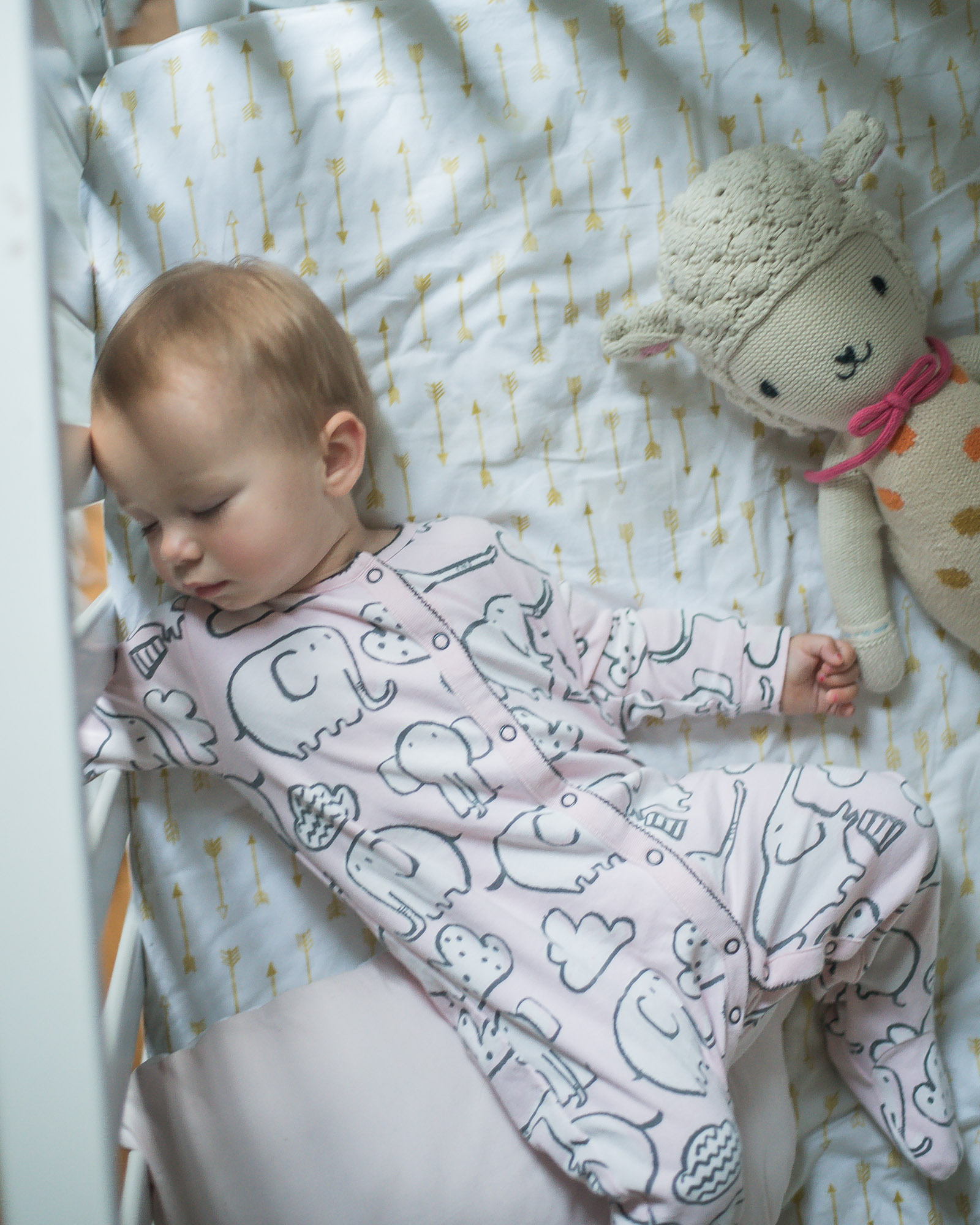Sleep expert Lindsay Lewis shares tips for sleep training a baby.