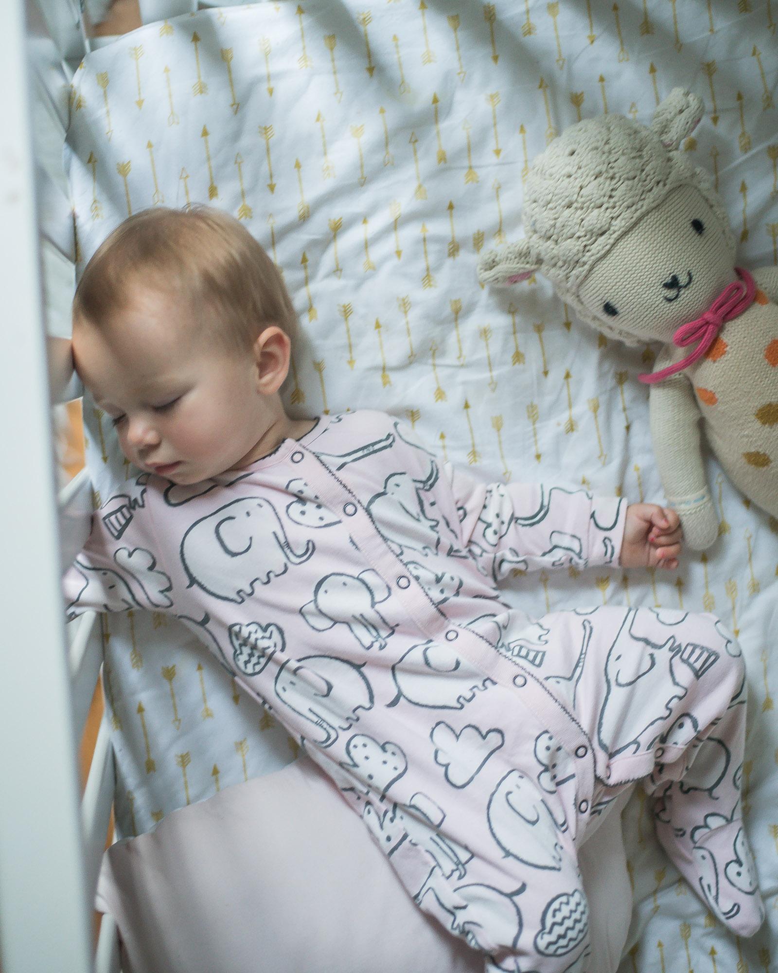 Feature: Lindsay Lewis on Infant Sleep