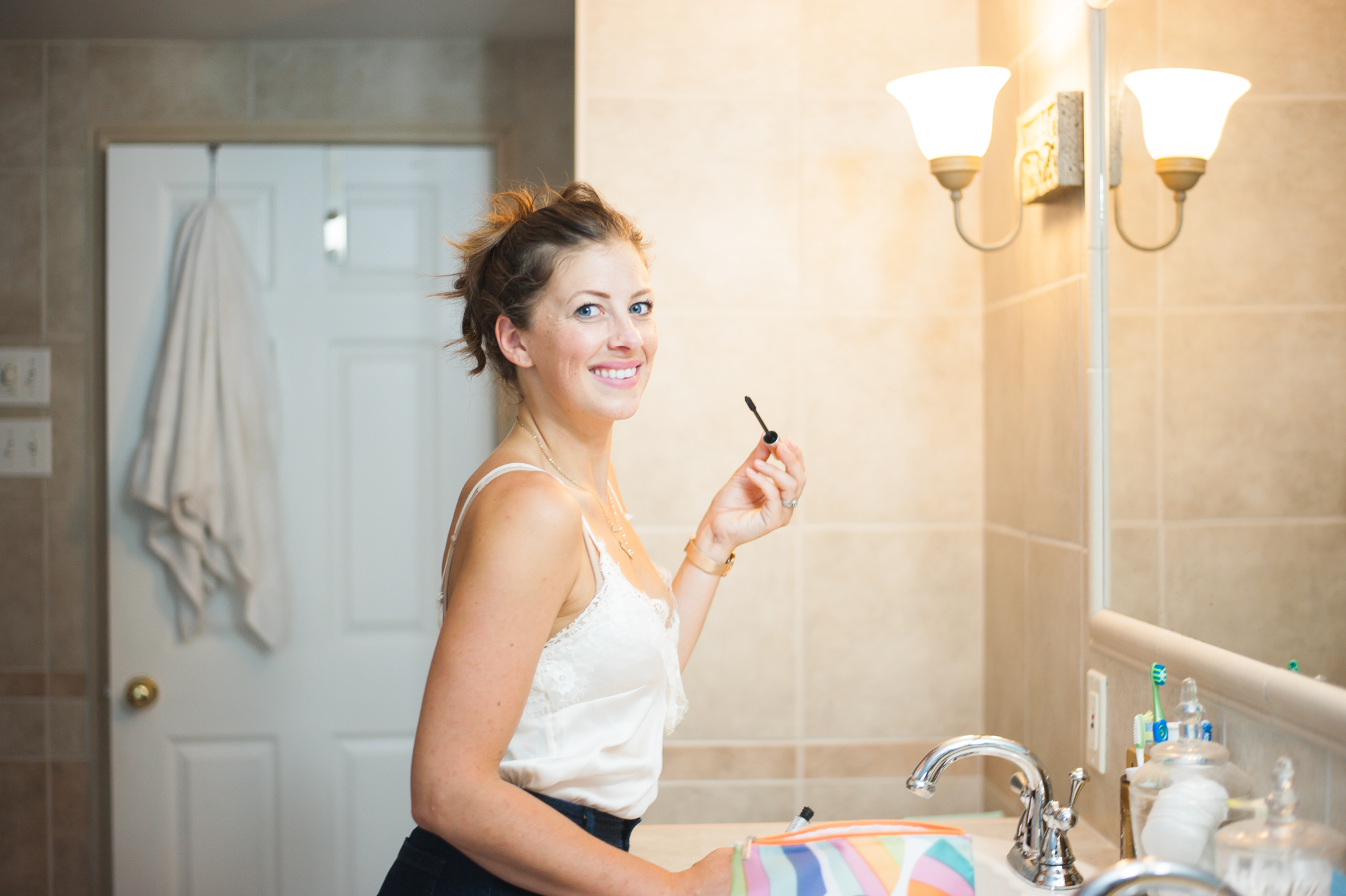 Wild Rosebuds: 4 beauty Hacks to help a mom look more put together, even without makeup