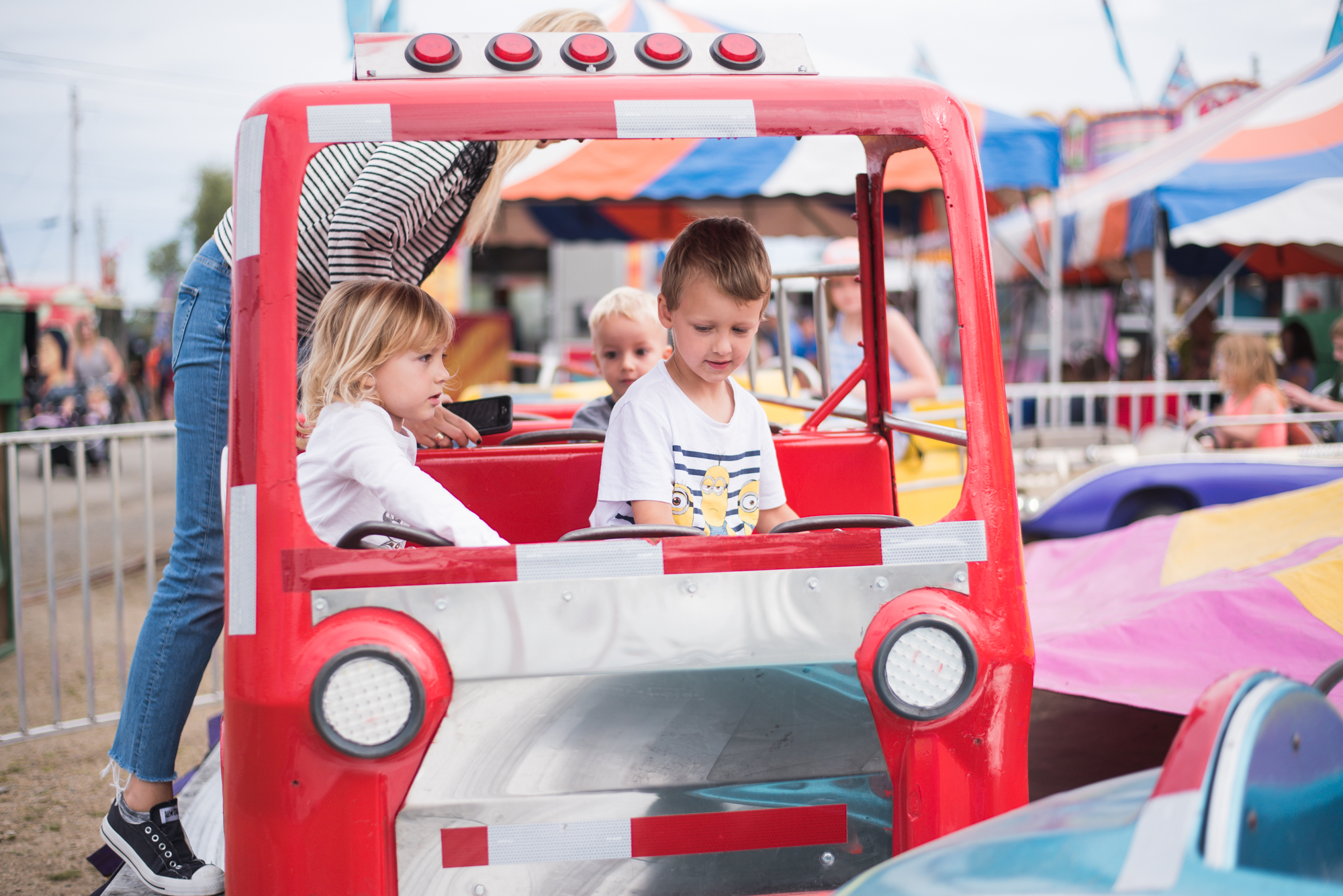 Wild Rosebuds On Taking Kids To The County Fair