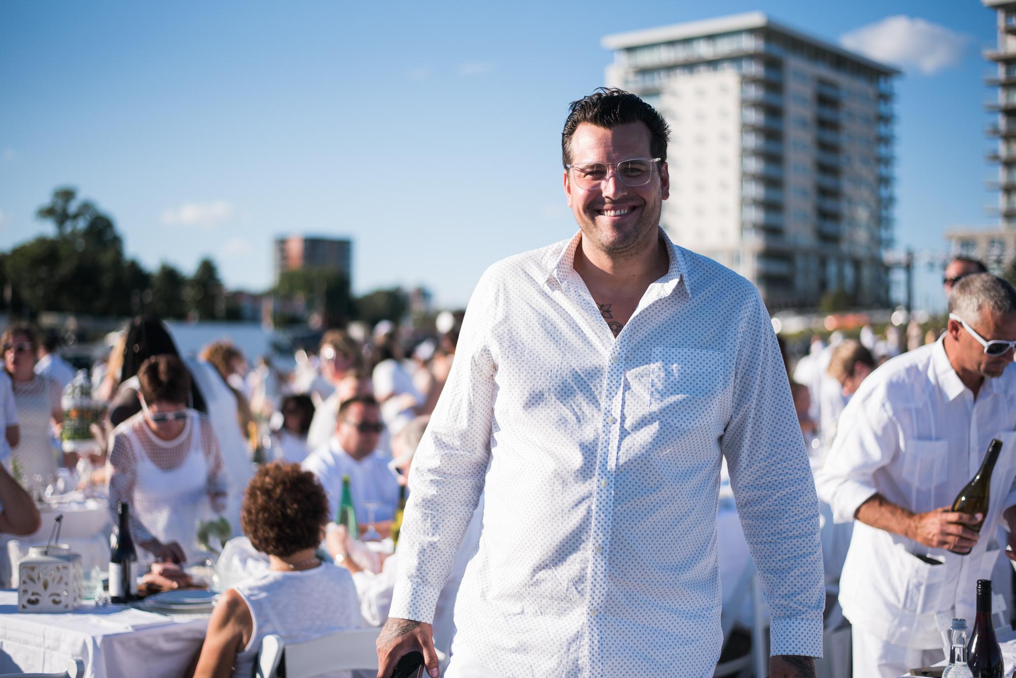 Wild Rosebuds: Diner En Blanc Halifax 2017