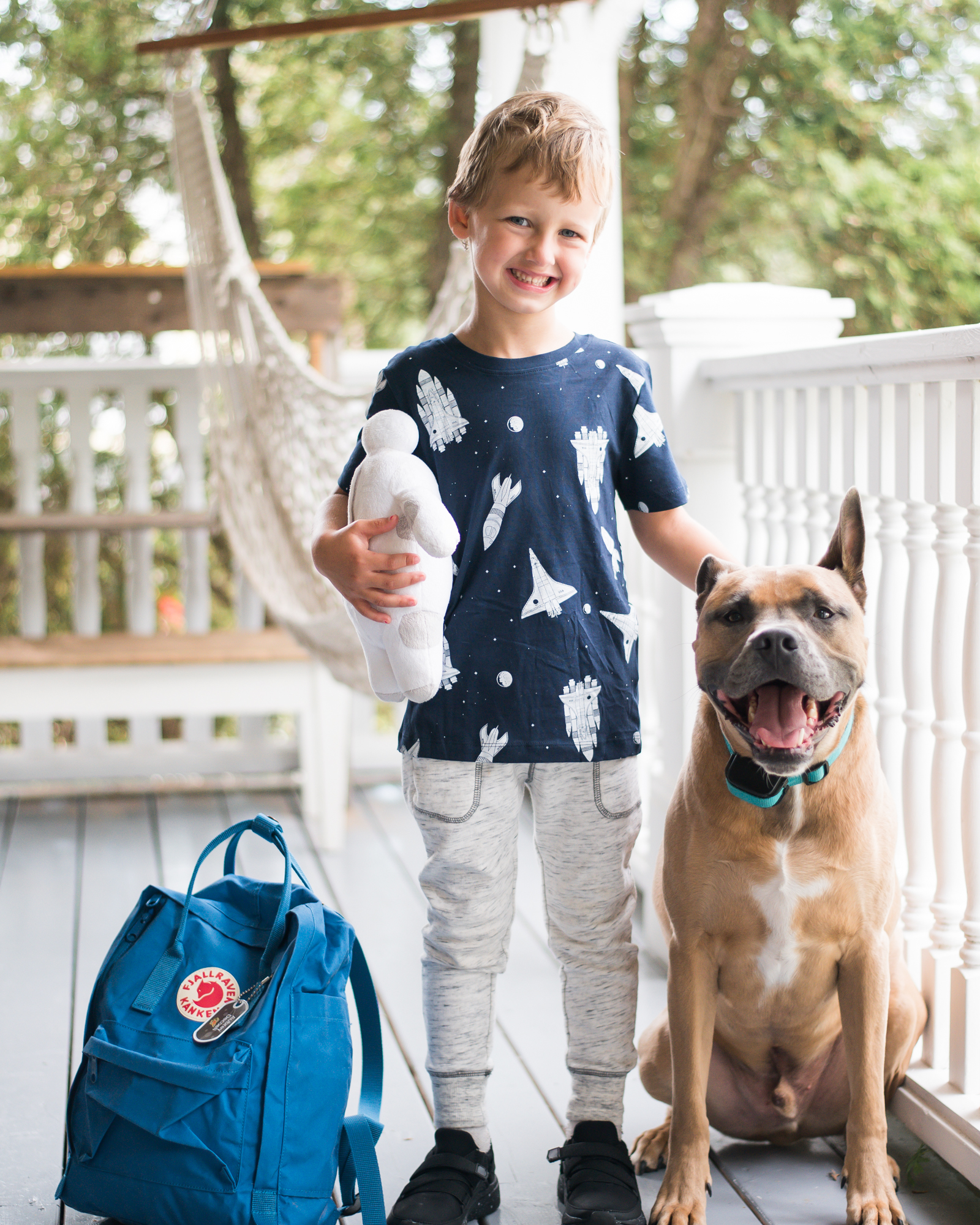 Wild Rosebuds: Back To school look from H&M for preschooler