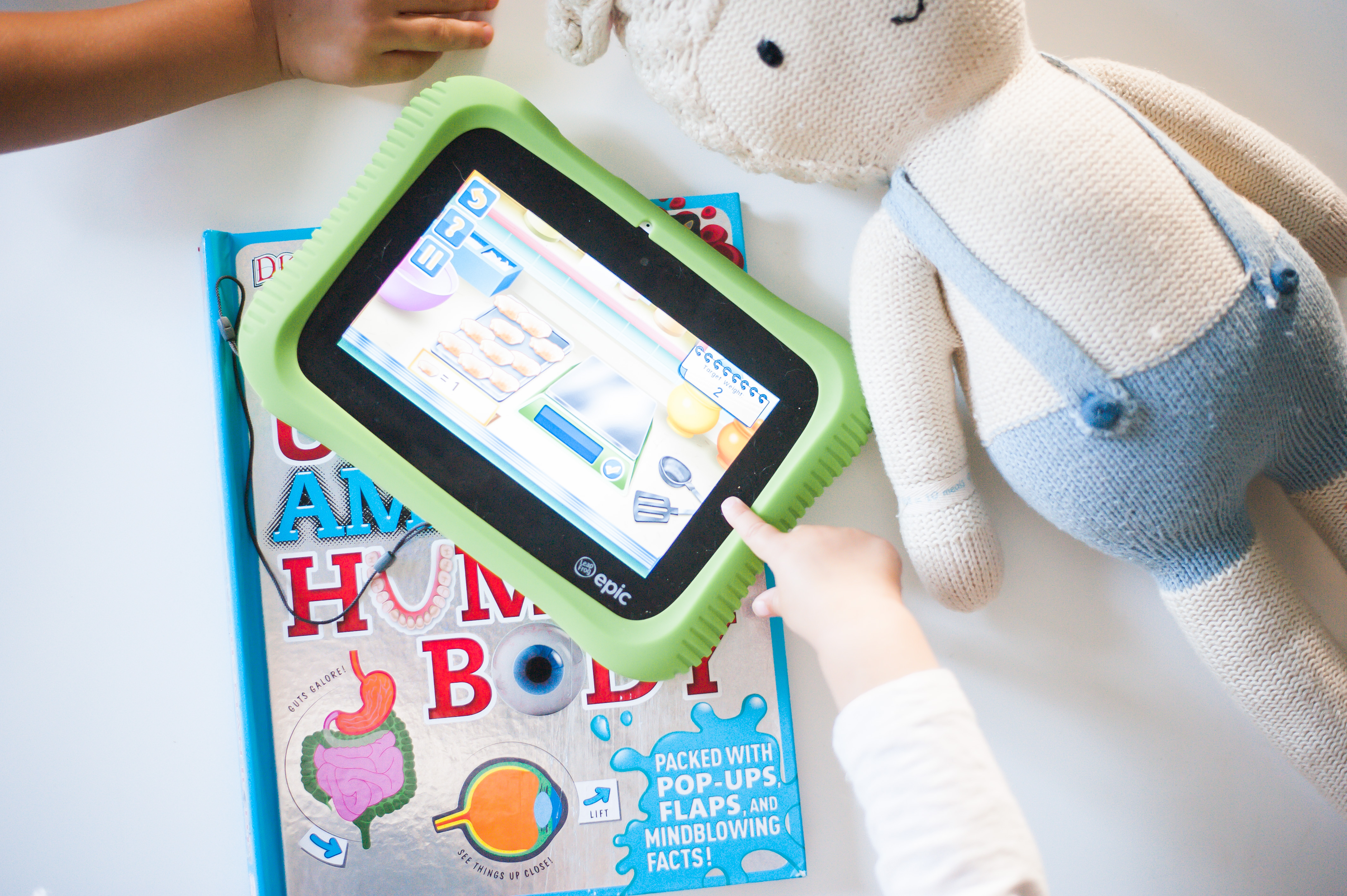 Wild Rosebuds: Why We Love The LeapFrog Epic™ - Academy Edition