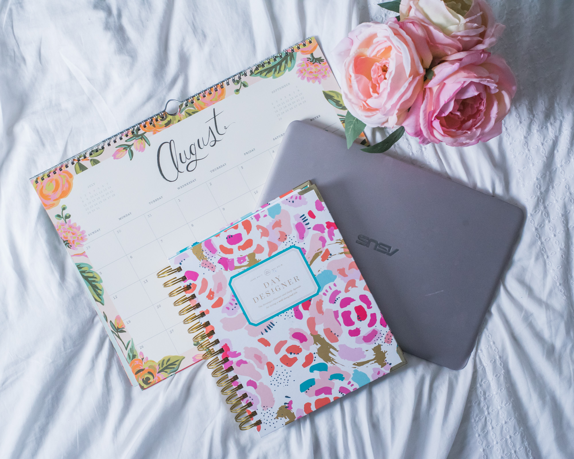 Stay Organized with the Day designer day planner with hourly scheduling
