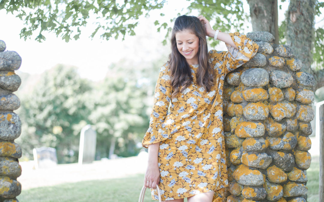 From Day To Night: The Floral Dress