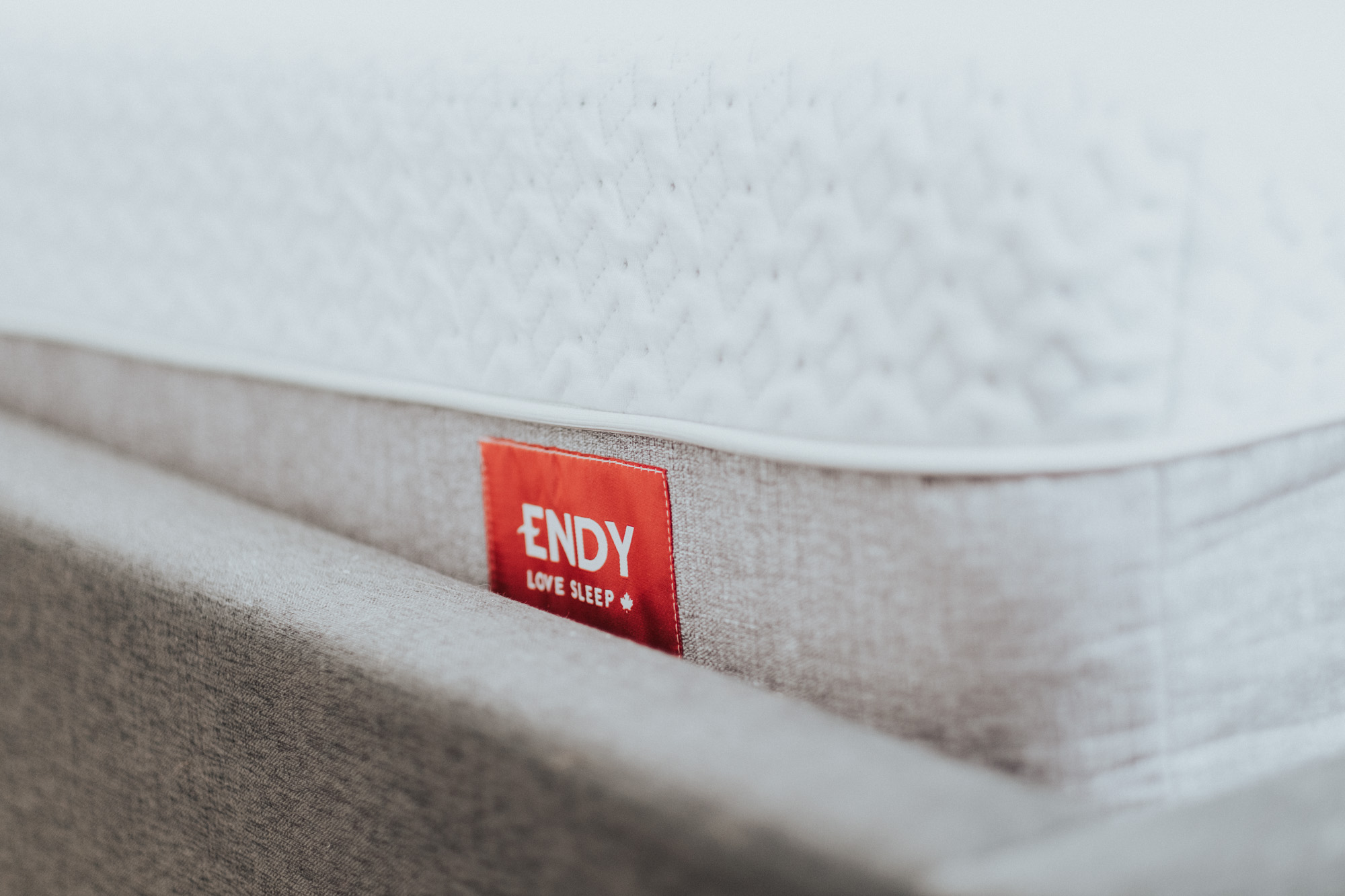 Wild Rosebuds | A review on the king size Endy Mattress