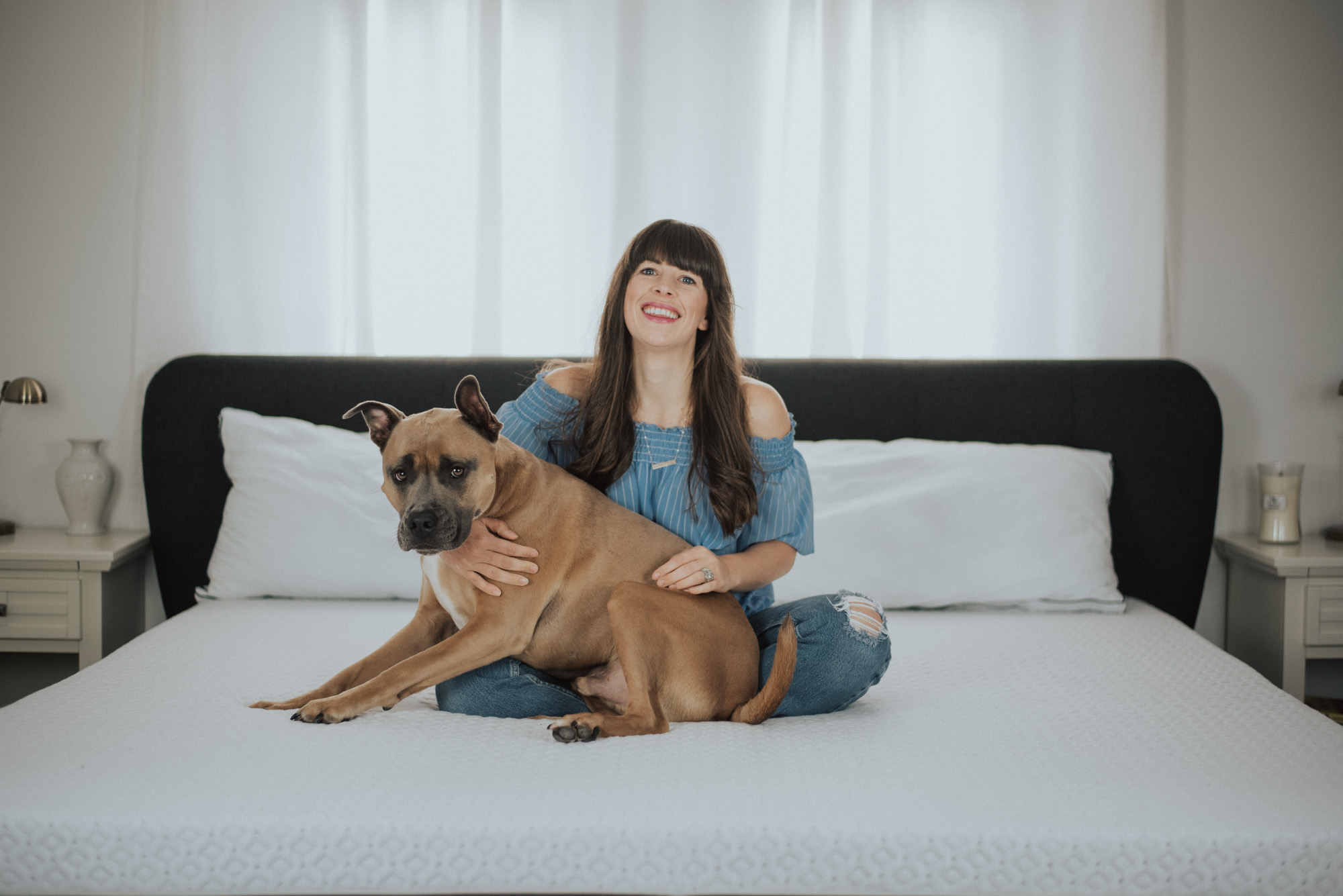 Wild Rosebuds | An Initial Review of the Endy Mattress