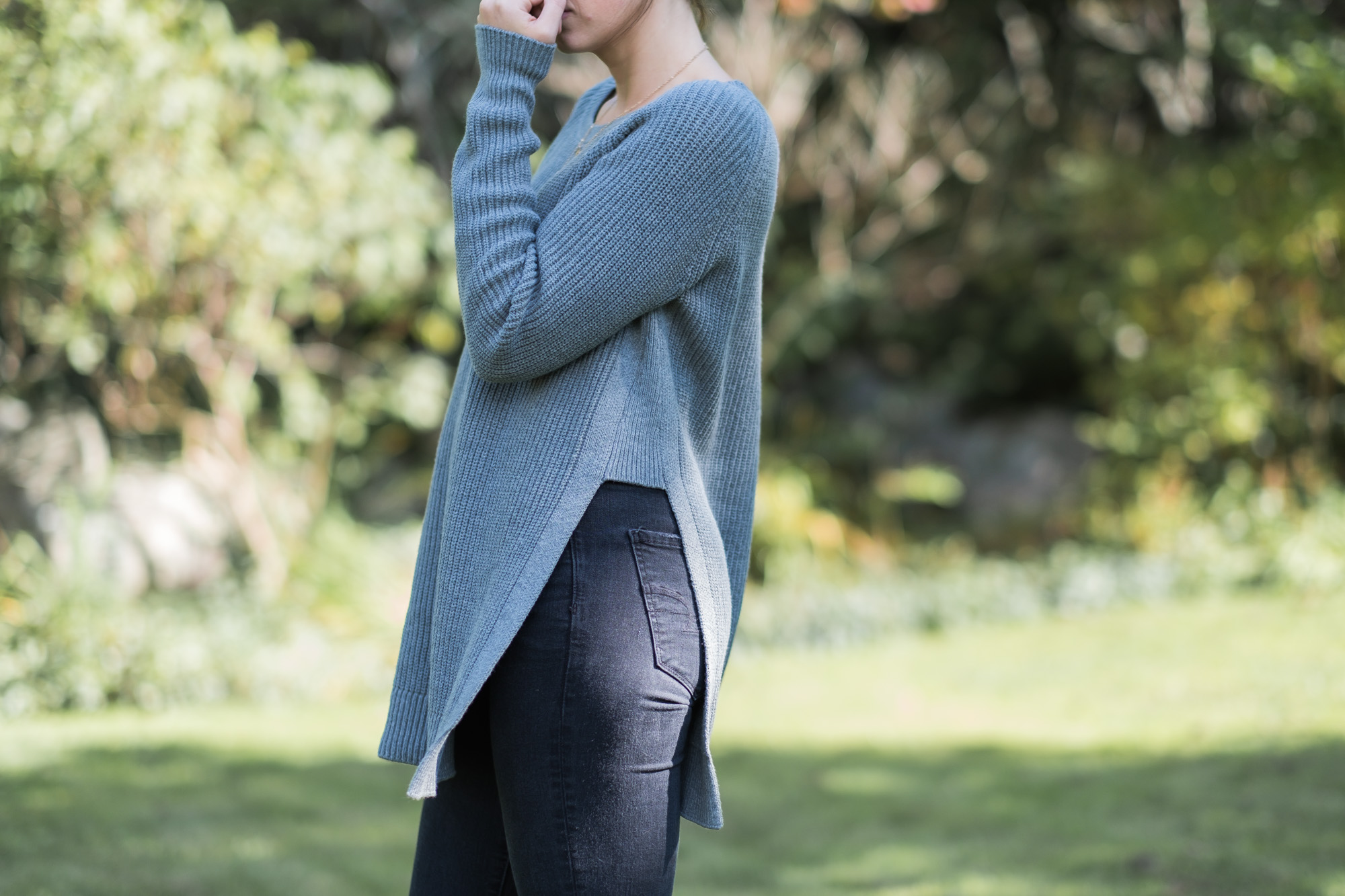 Wild Rosebuds| 5 Sweaters you need| Classic Sweater with a twist