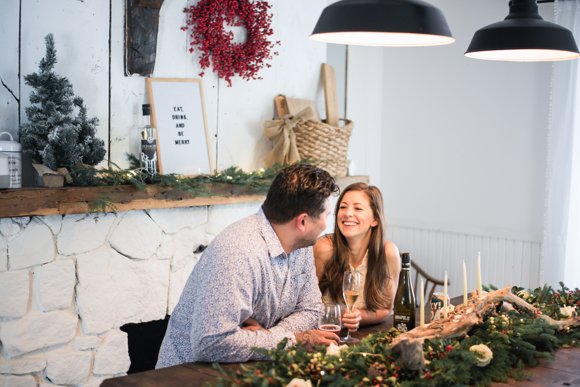 Wild Rosebuds | For the love of getting together with the NSLC | holiday appetizers