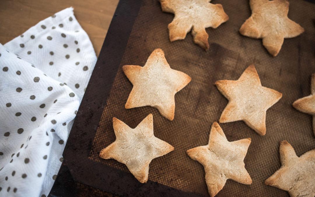 Paleo Sugar Cookie Cutouts