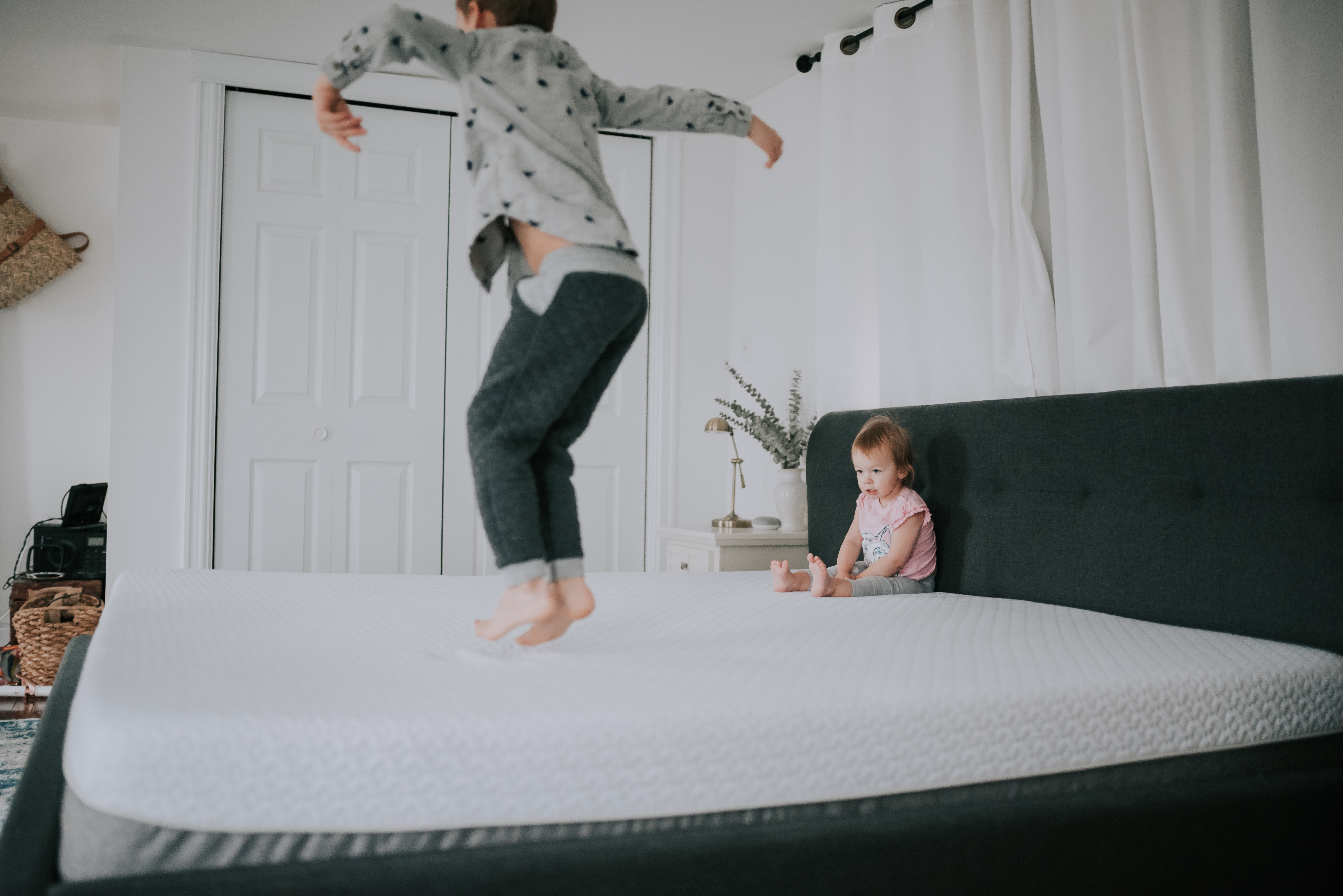 The Wild Decoelis | 10 Reasons why we love our endy mattress