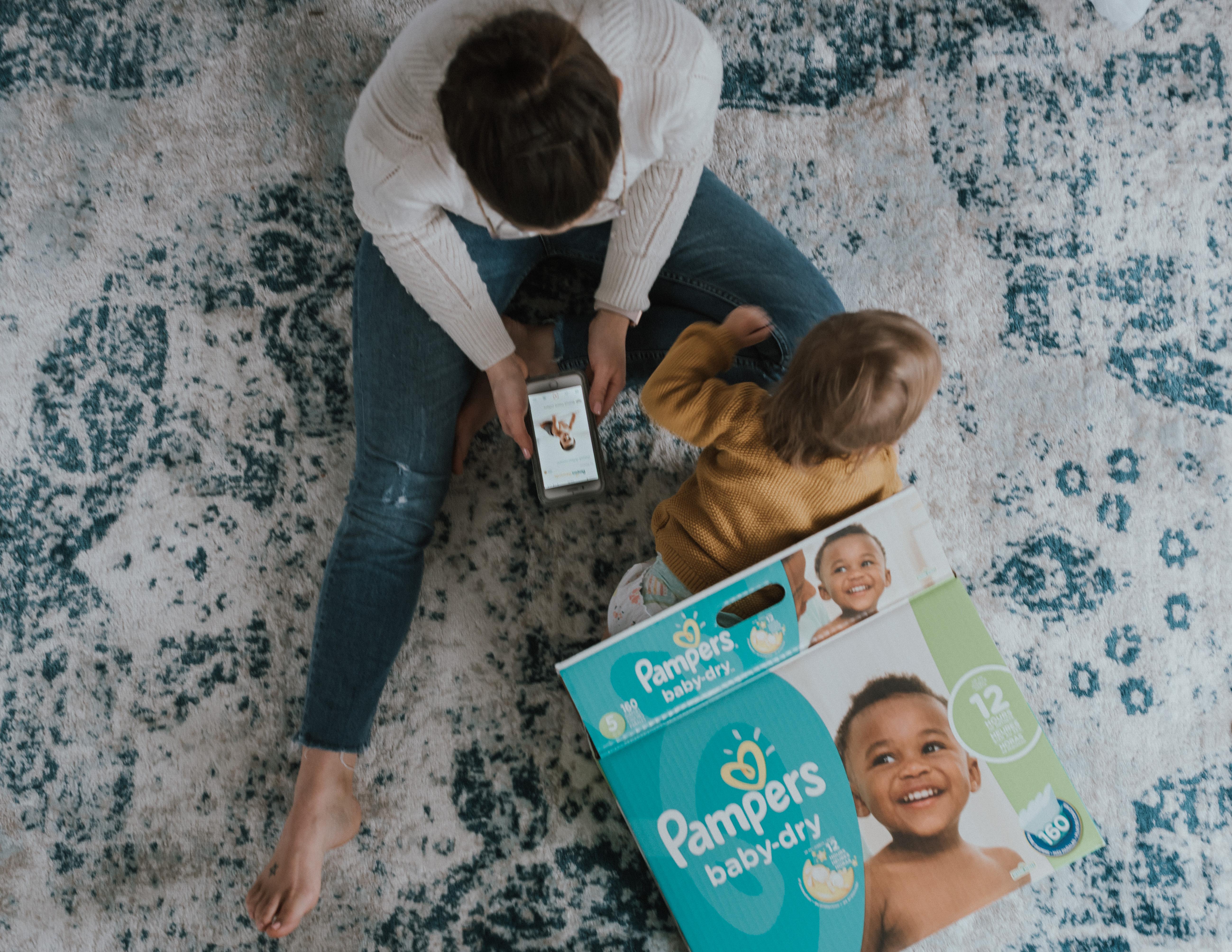 The Wild Decoelis | Pampers Rewards App | Pampers diapers