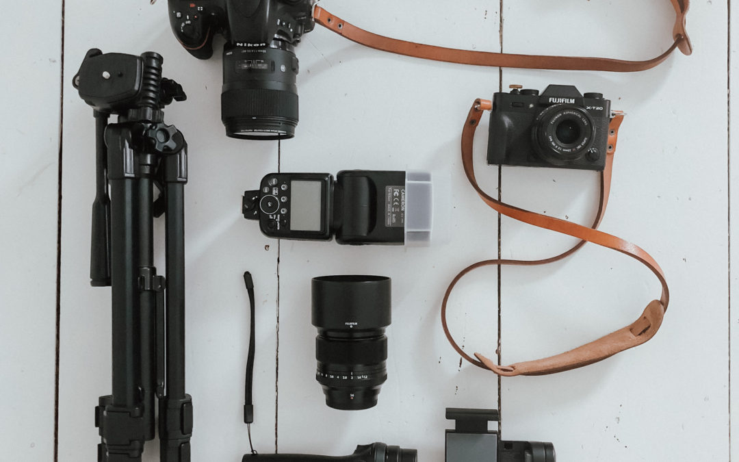 Blogger Photography: Our Gear And How We Edit
