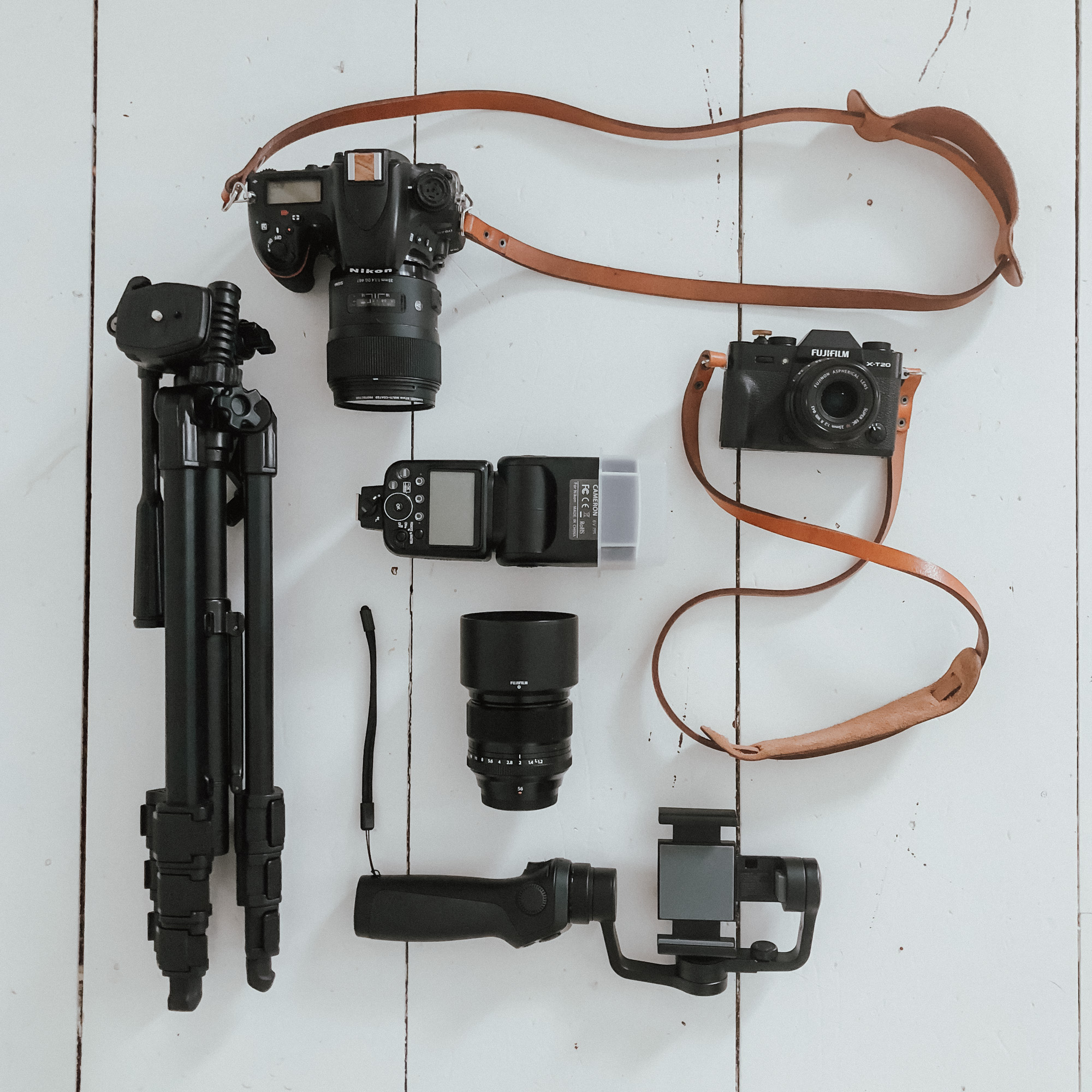 The Wild Decoelis | What to use for Blogger Photography | Our Gear