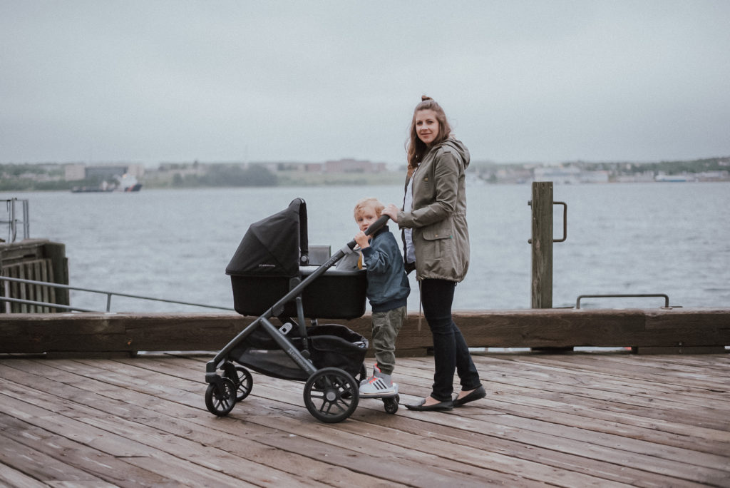 The Wild Rosebuds | 7 Things You Need To Survive Baby #2 | Uppababy Vista Double Stroller