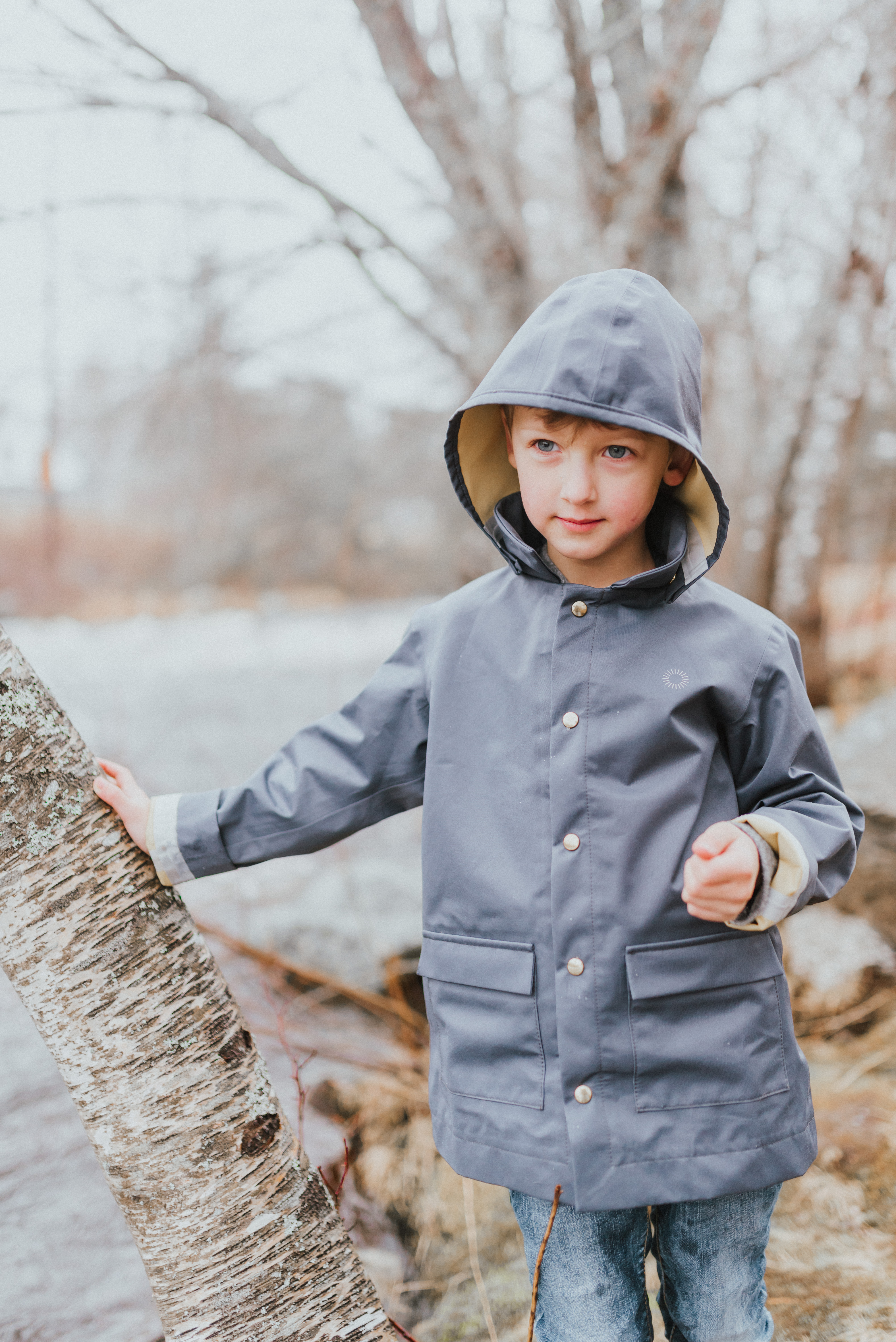 The Wild Decoelis | The Best Things To Do During Spring | Fairechild rain jacket