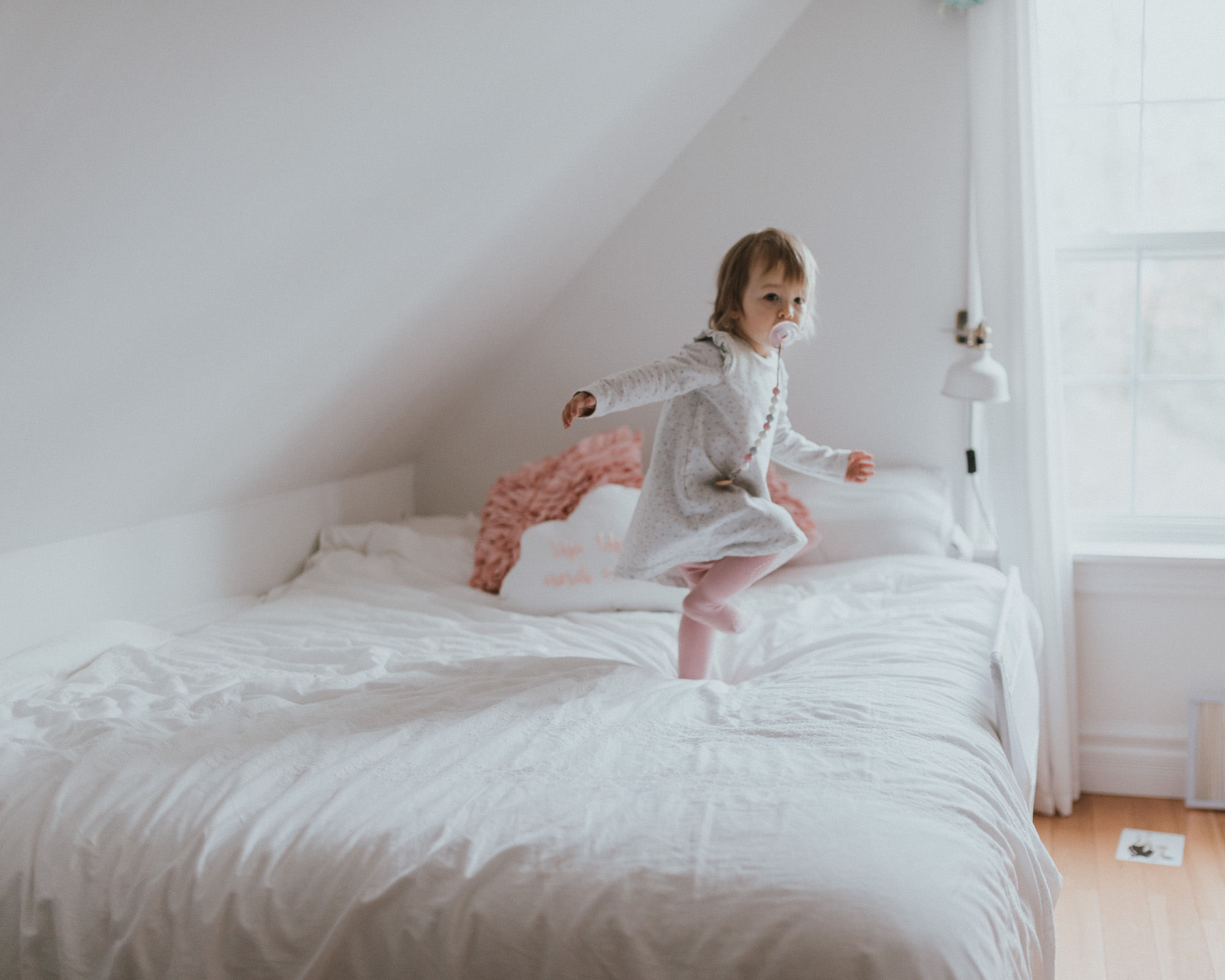 The Wild Decoelis | A Big Girl Room For Poppy