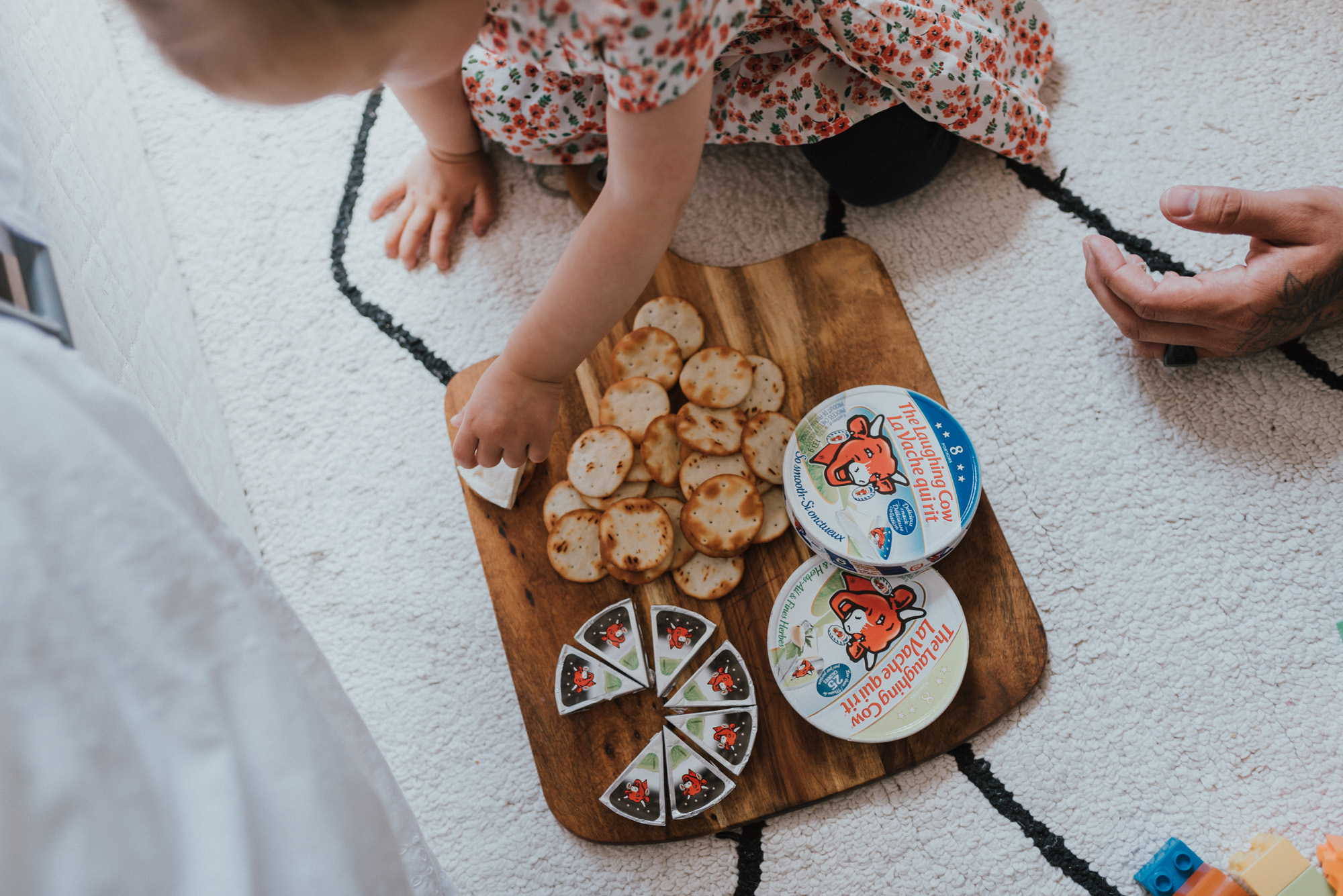 The Wild Decoelis | Laughing Cow, The Perfect snack for Playtime |