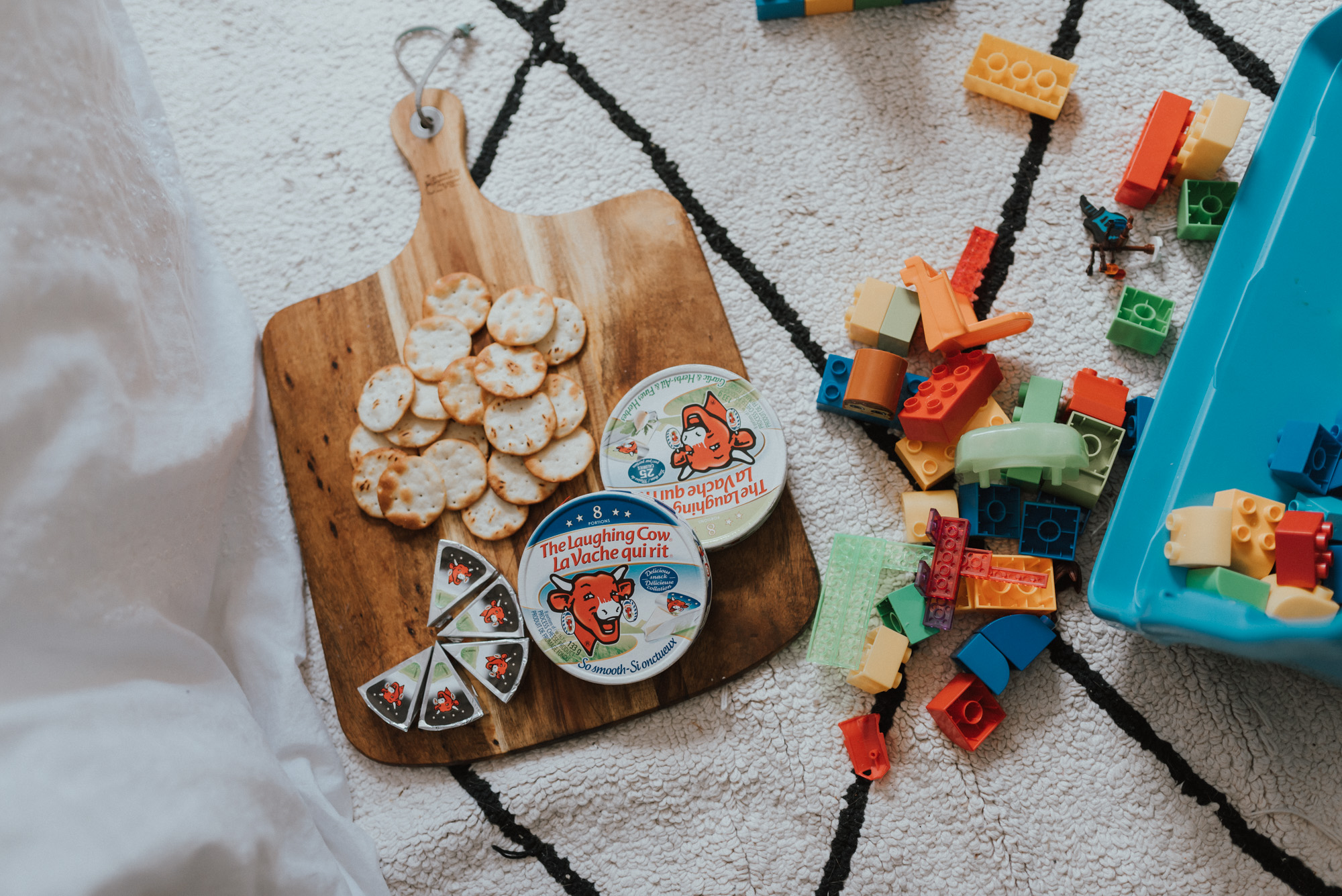 The Wild Decoelis | Laughing Cow, The Perfect snack for Playtime | laughing cow and lego