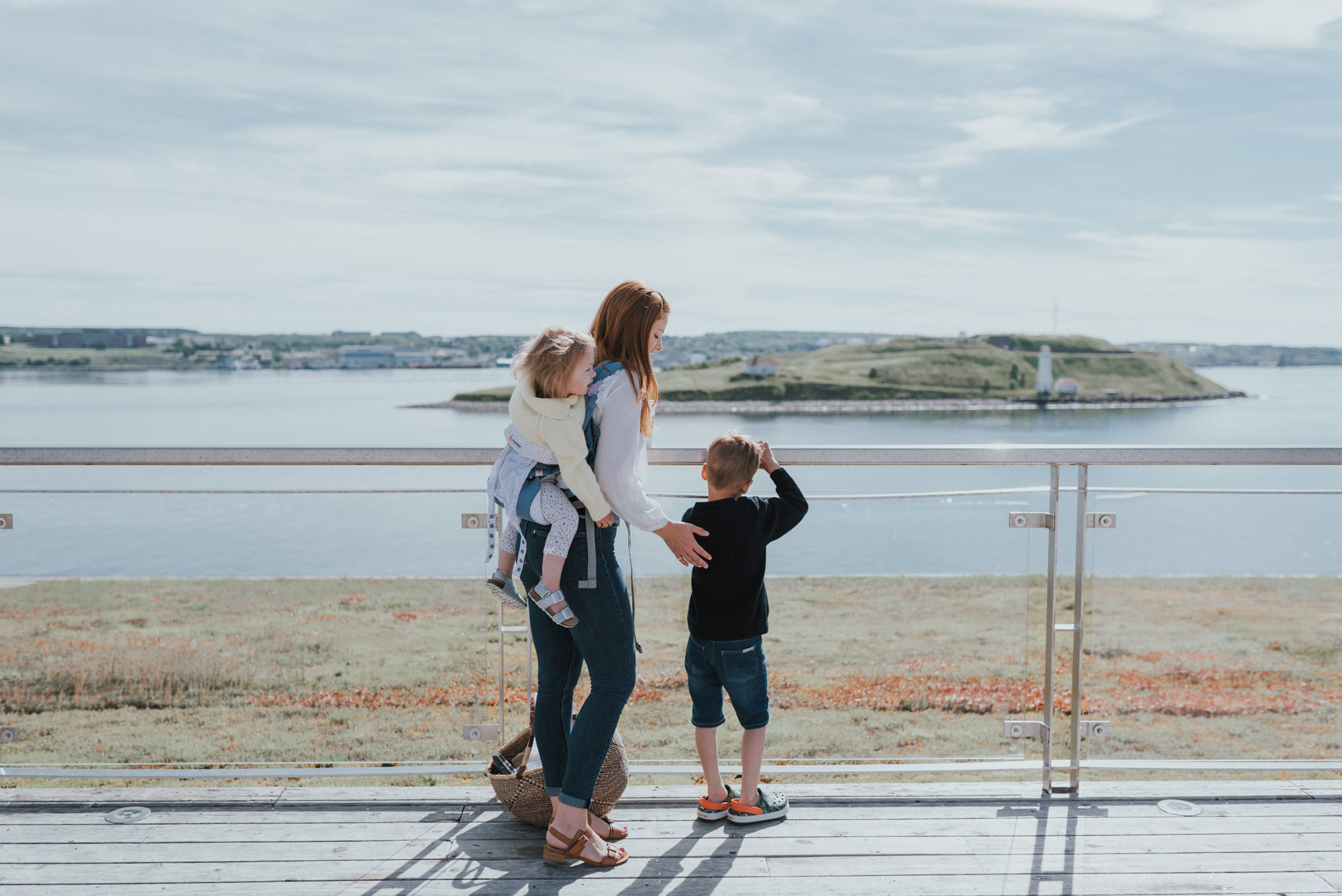 The Wild Decoelis | Top 5 Family Friendly Patios In Downtown Halifax | Halifax Seaport Market
