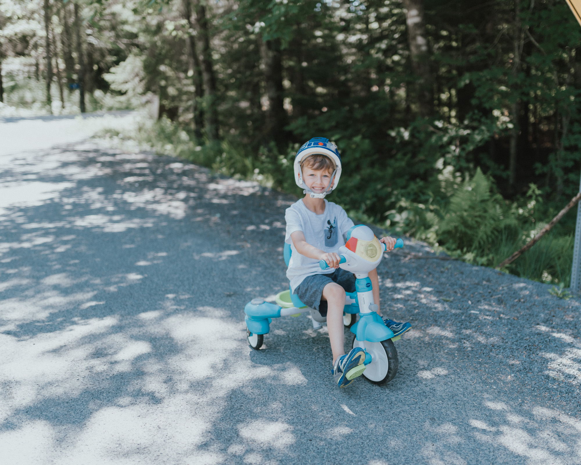 The Wild Decoelis | Summer Ready With Vtech Toys | Vtech Tek Trike stage 4 setup