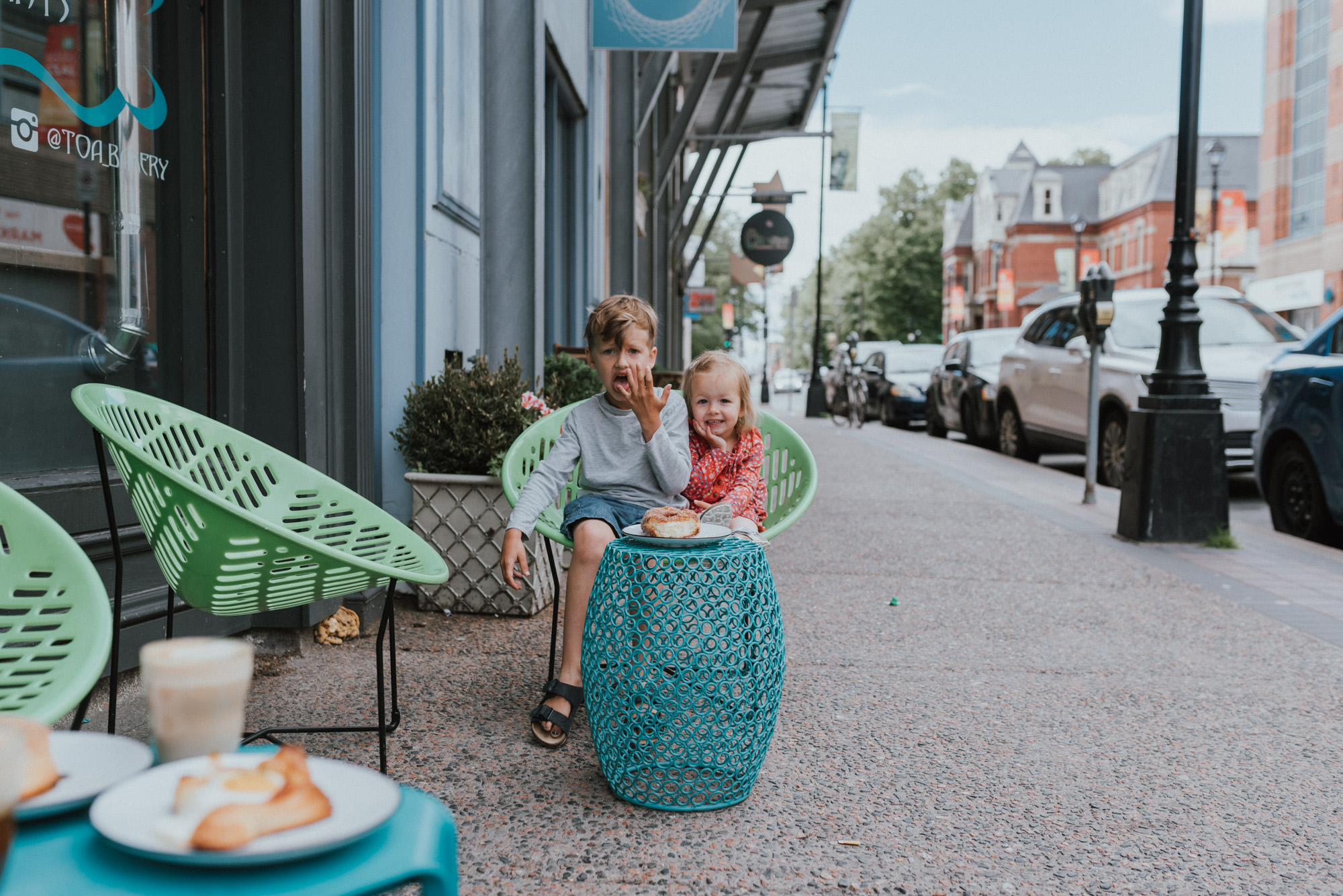 The Wild Decoelis | Top 5 Family Friendly Patios In Downtown Halifax | THe Old Apothecary | kid friendly